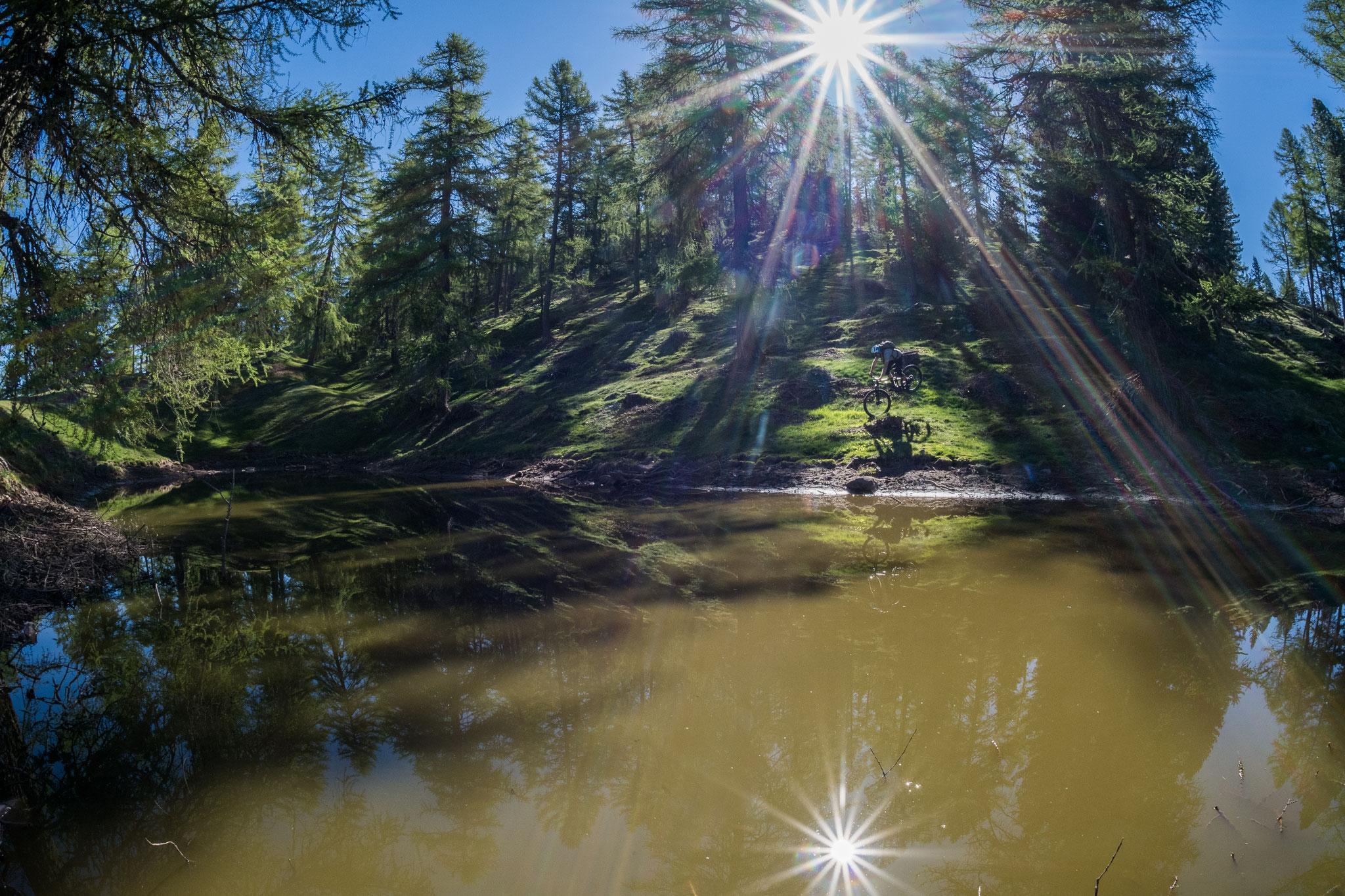 SHIMANO E – MOUNTAINBIKE Experience 2018 - Bild: © wisthaler.com