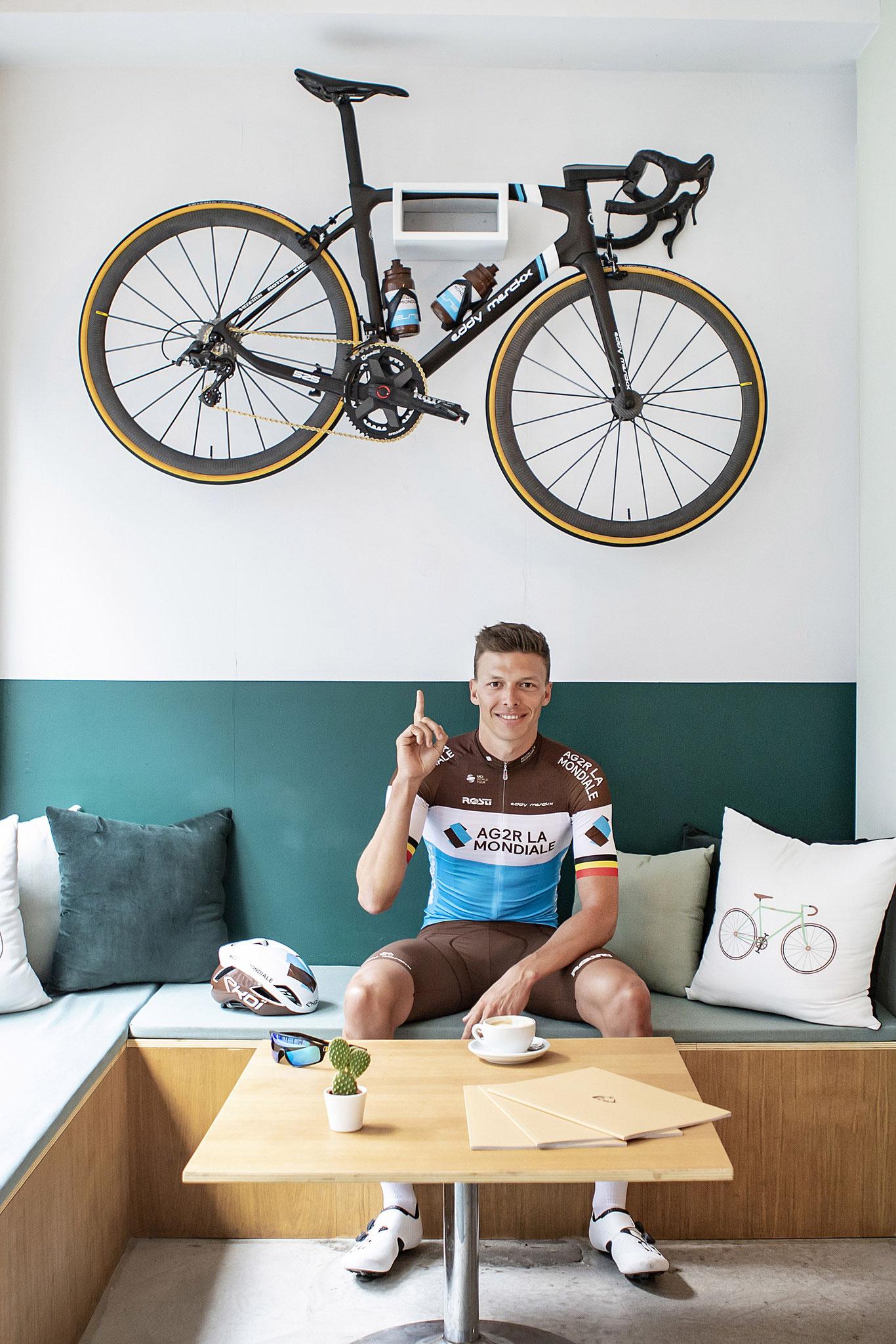 ALM Eddy Merckx - Oliver Naesen