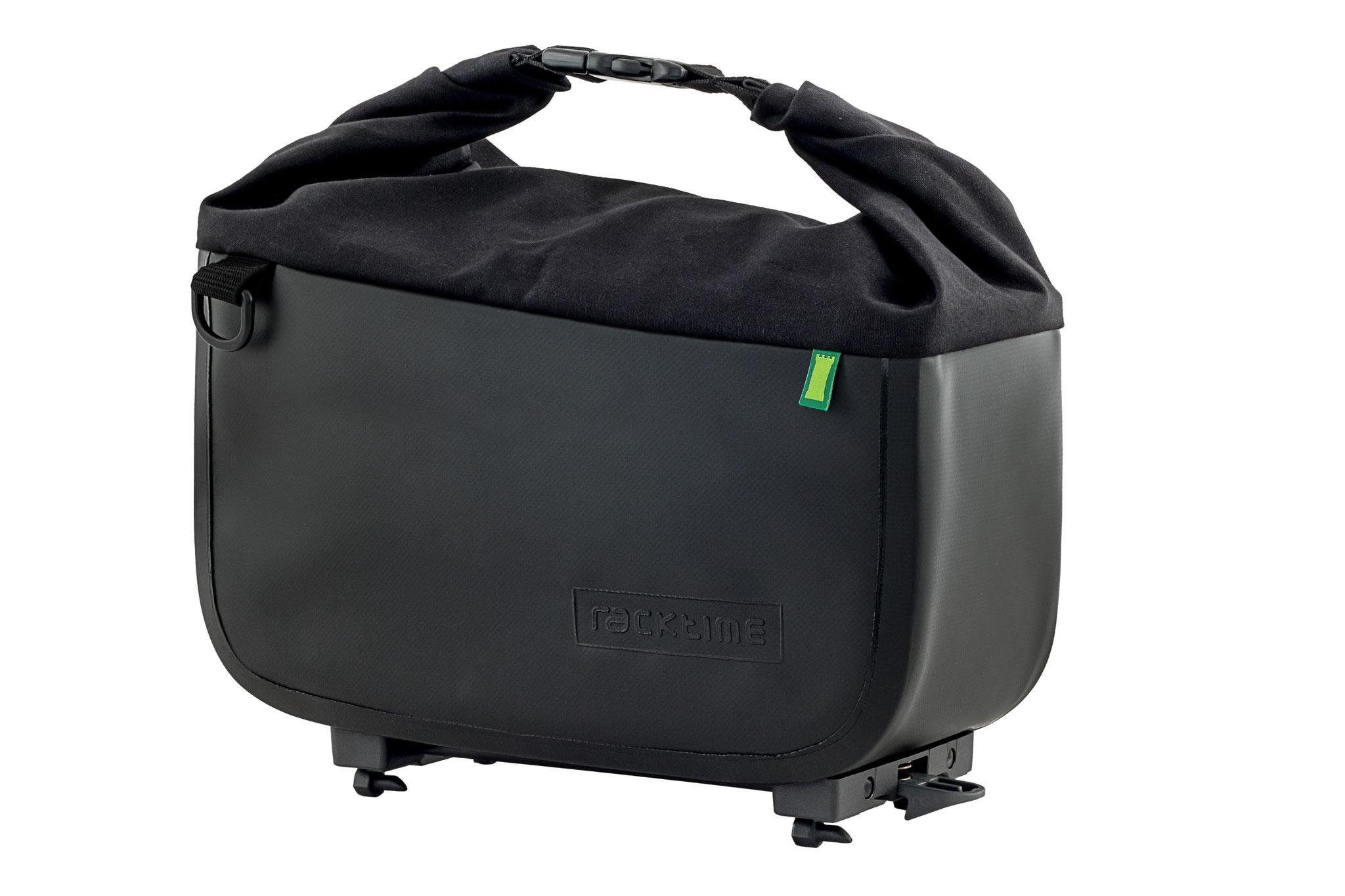 Trunkbag Yves (IP65) bereichert den Markt ausschließlich in onyxschwarz.