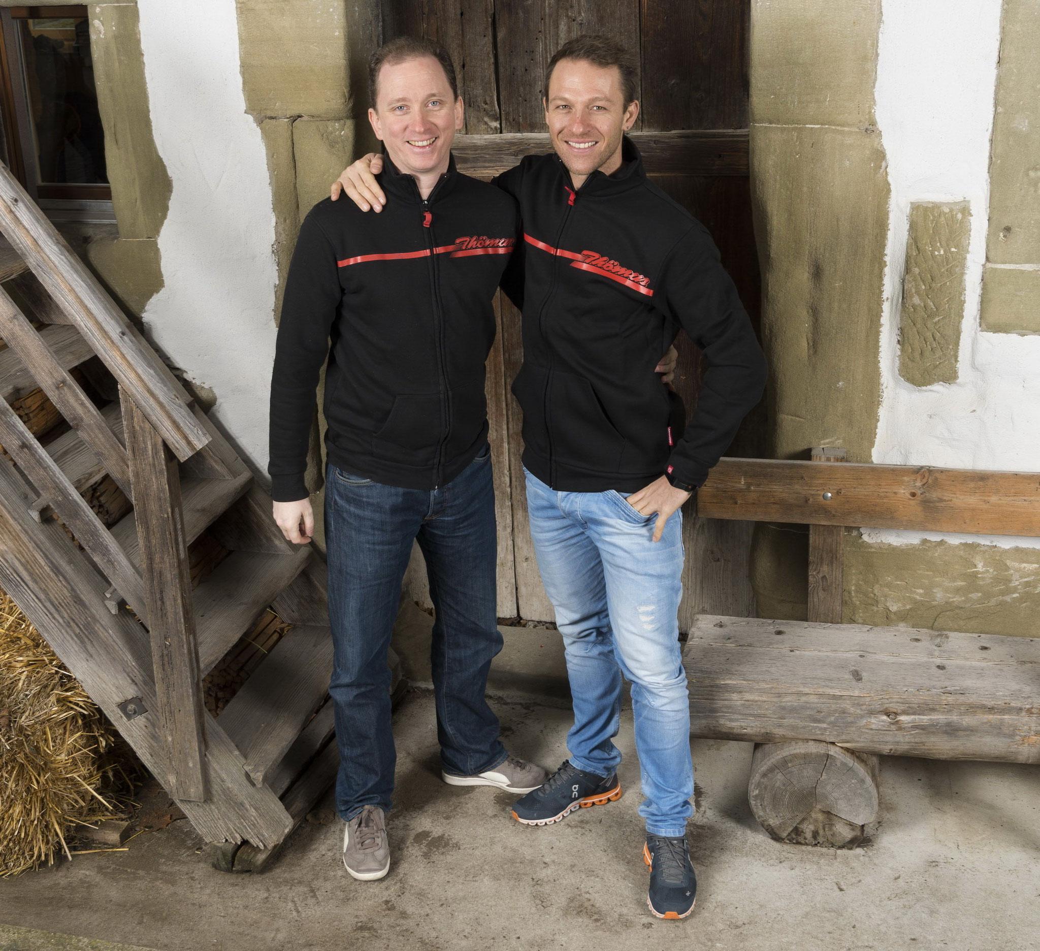René Walker & Ralph Näf
