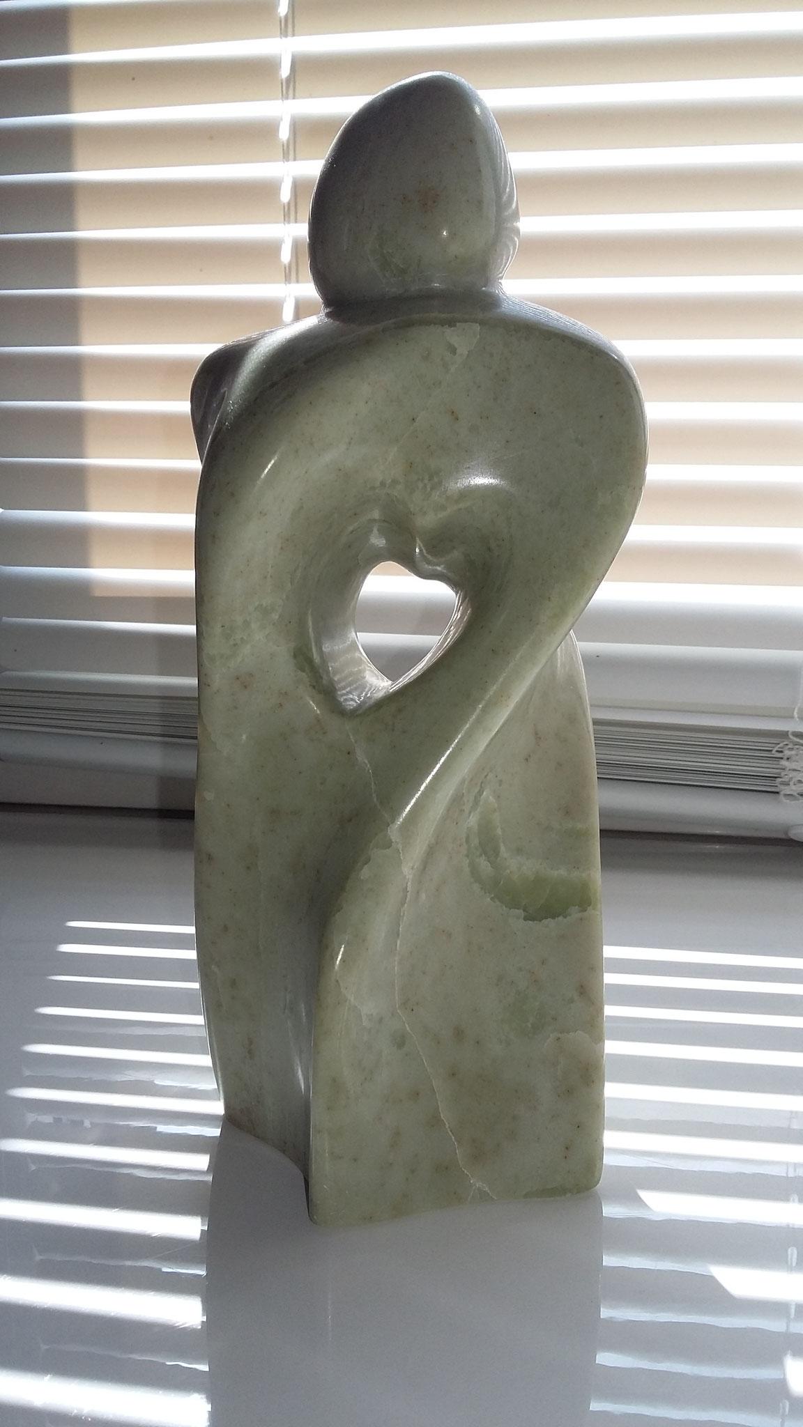 Les revers de l'Amour  Opale verte