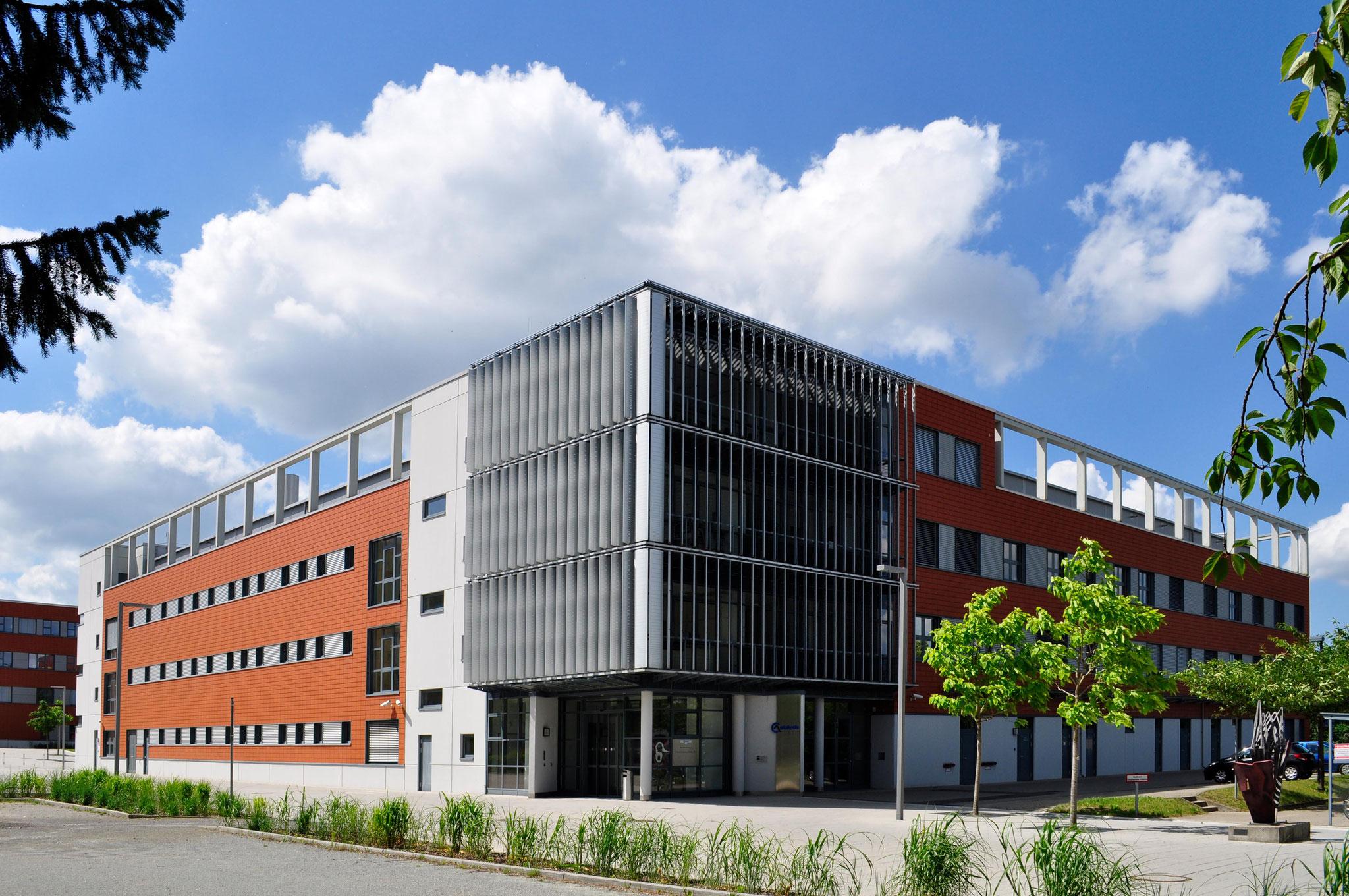 Forschungseinrichtung in der Rostocker Südstadt.