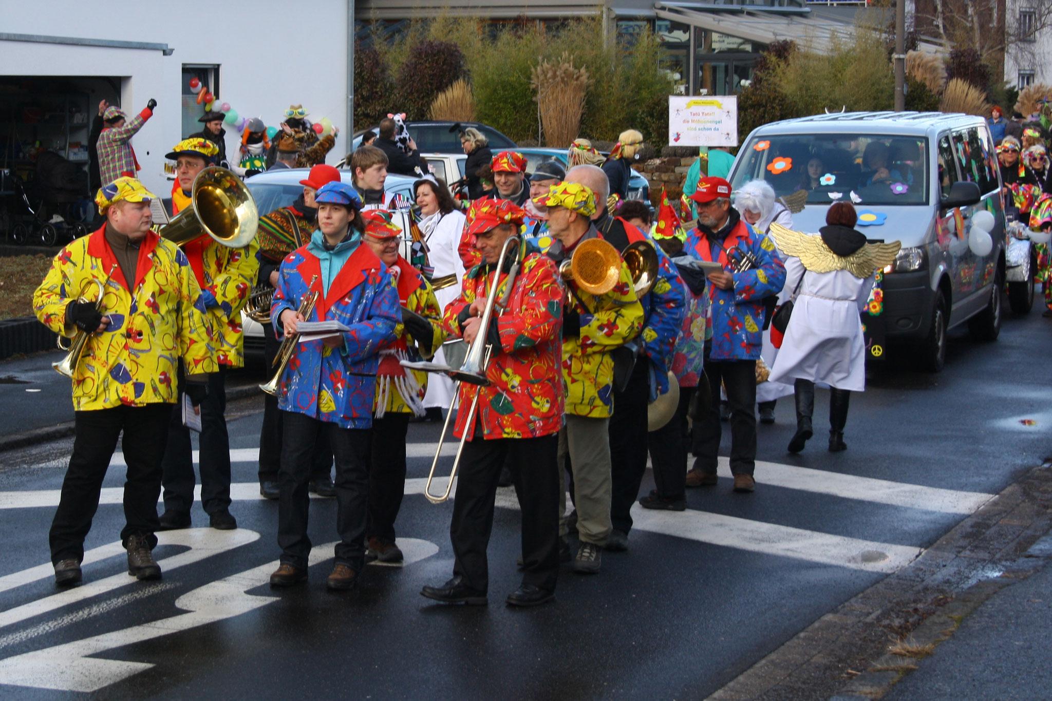 1 Karneval in Walporzheim/Carnival in Walporzheim