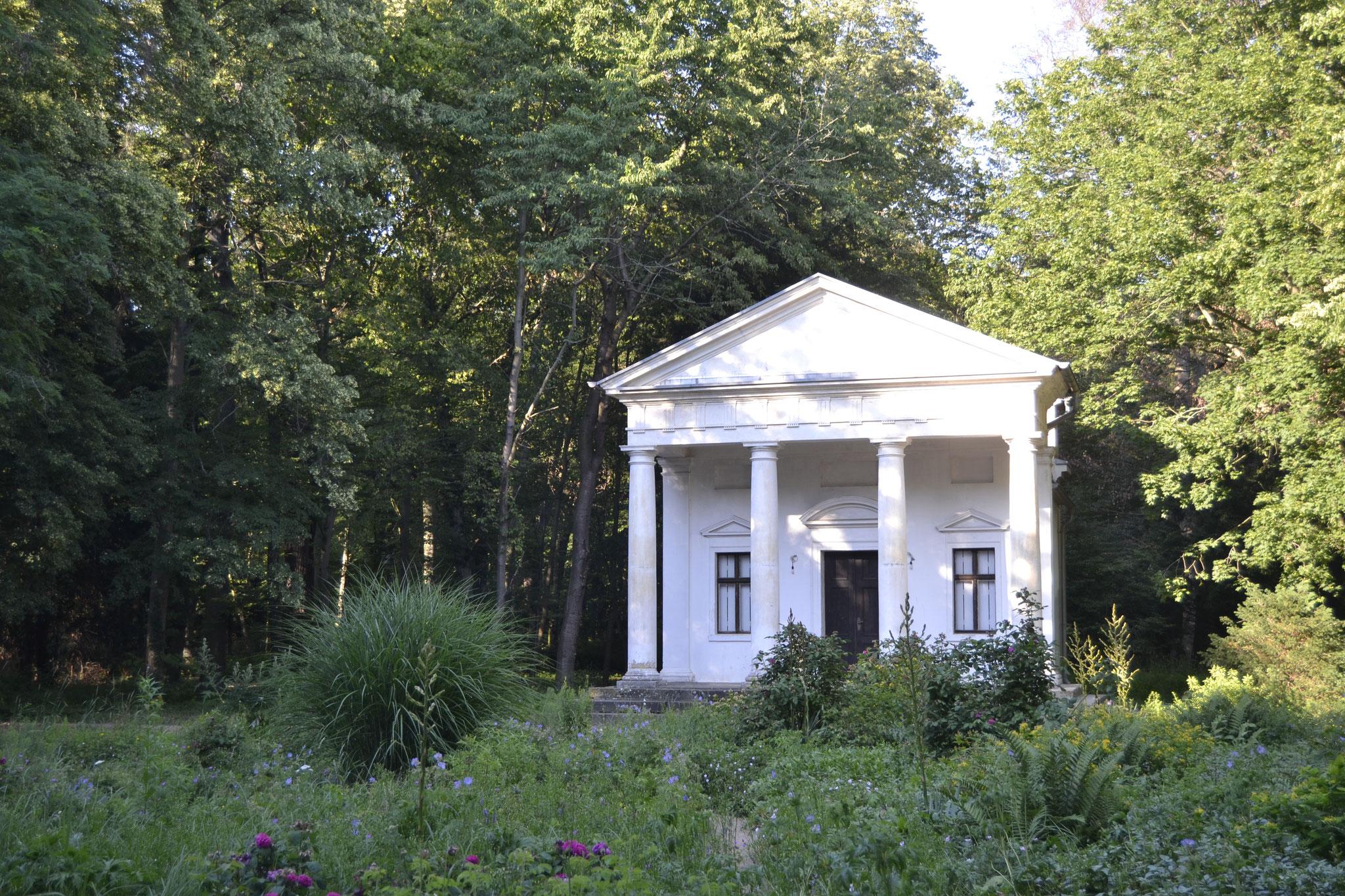 Blumengartenhaus