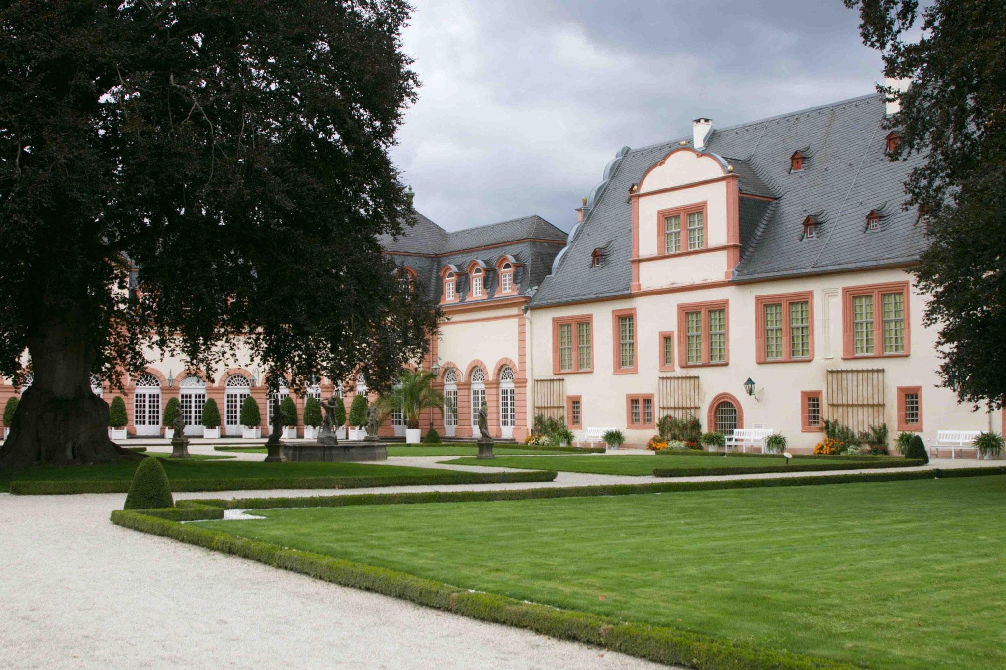 Weilburger Schlossgarten