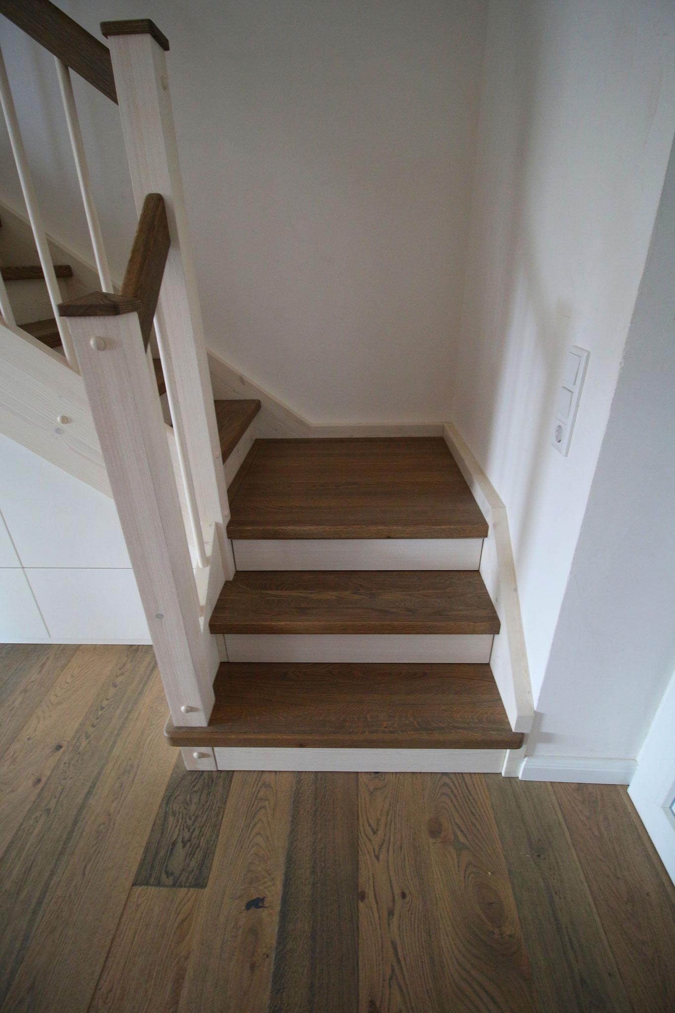 Vollauszüge unter den ersten drei Stufen