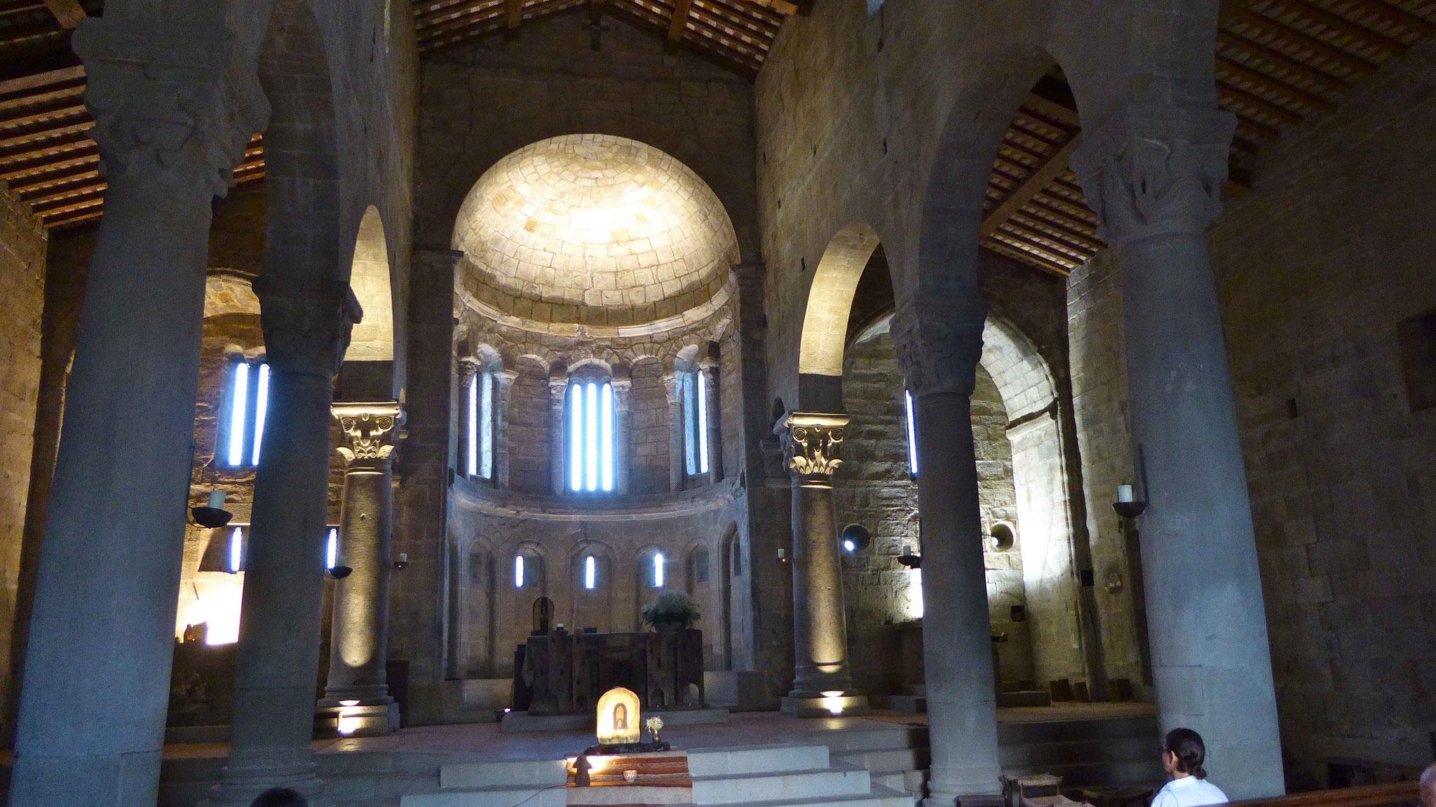 Tägliche stille Einkehr in der Kirche