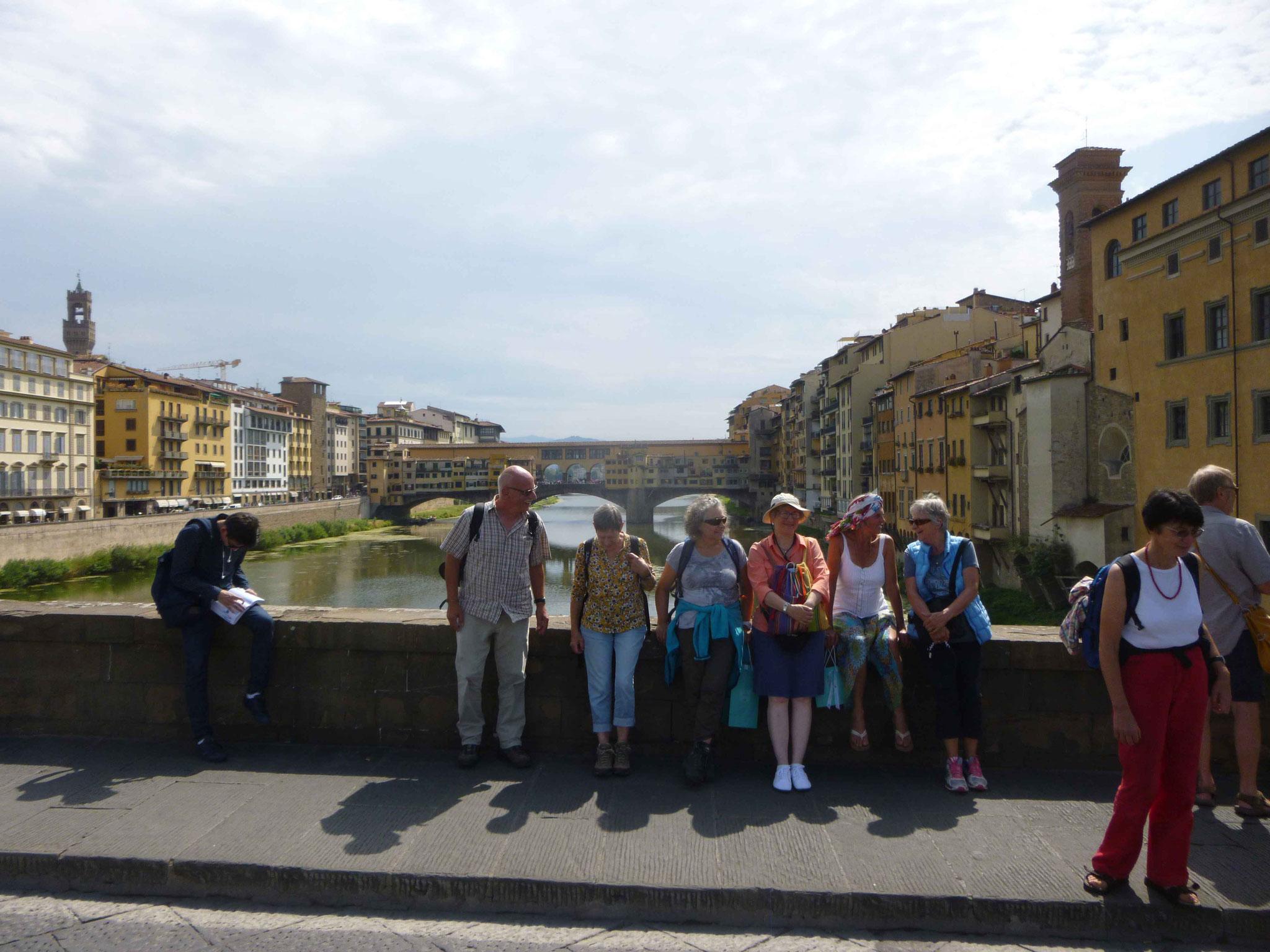 Am Ponte Vecchio