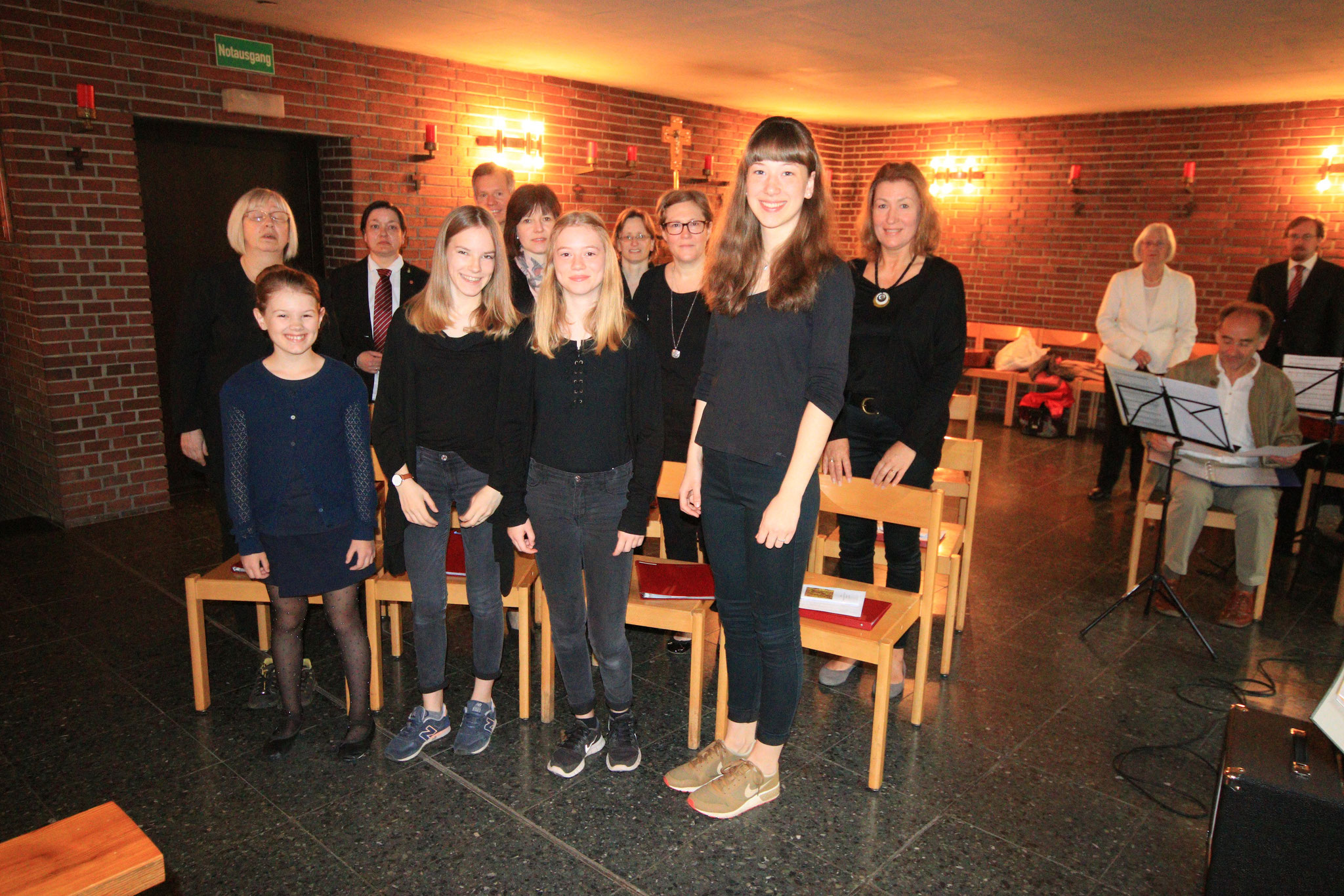 Sing- und Rhythmusgruppe