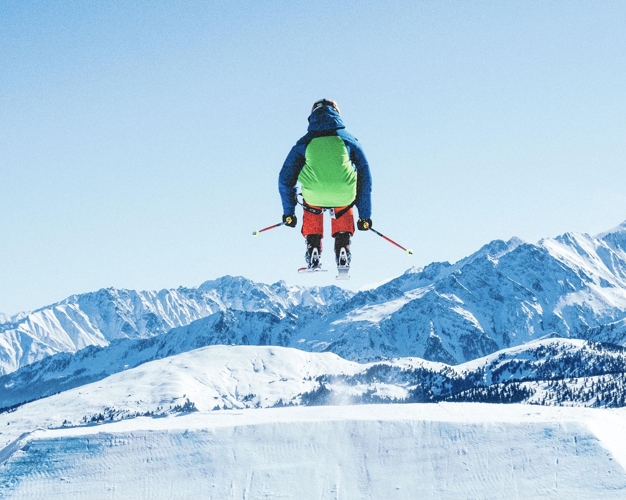 Perfekte Pisten im Skigebiet Dachstein West