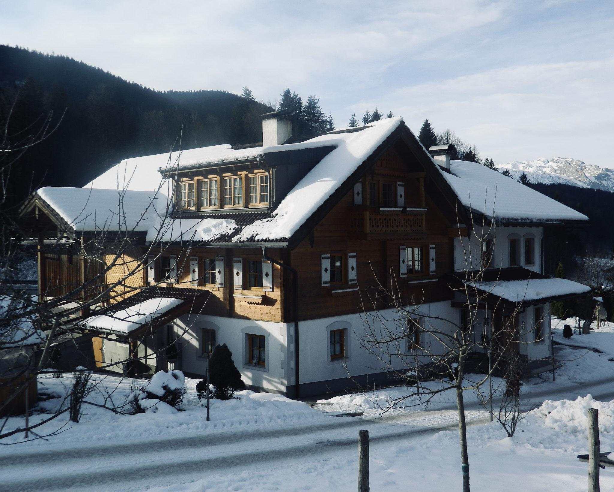 Reiters Ferienhaus