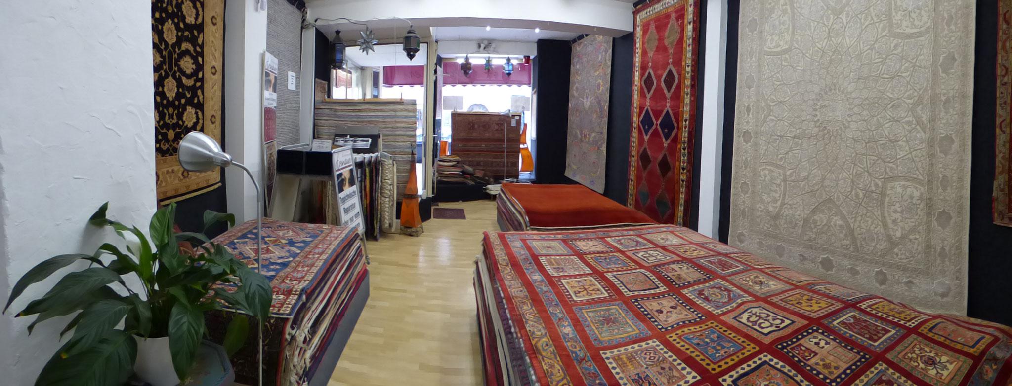 Teppiche für jeden Einrichtungsstil