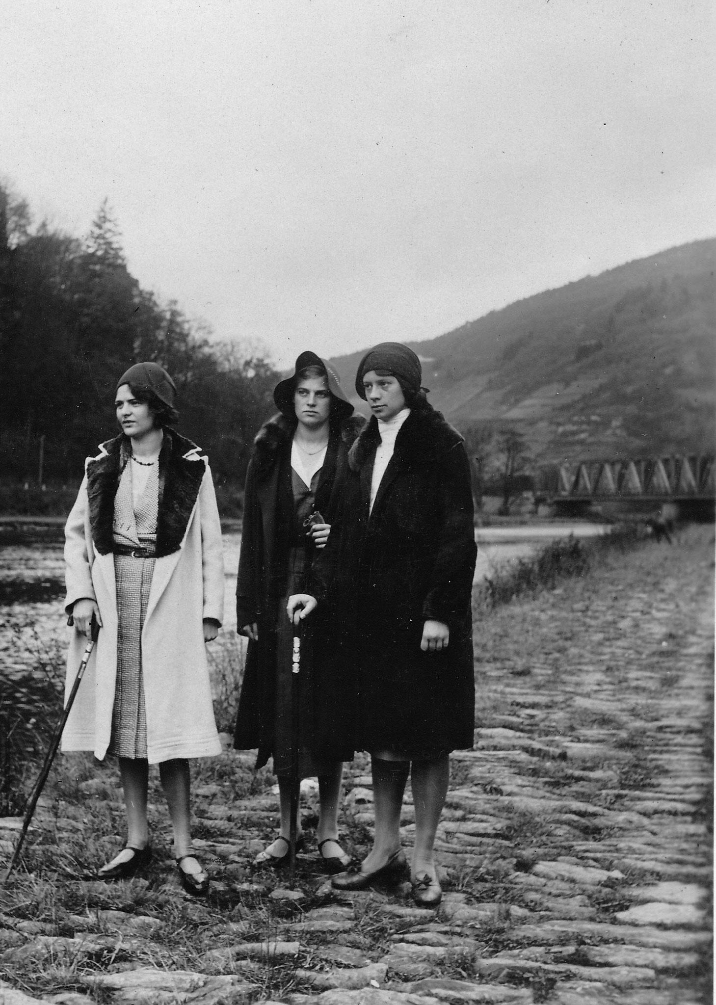Noch ein Familienfoto mit Brück 1931