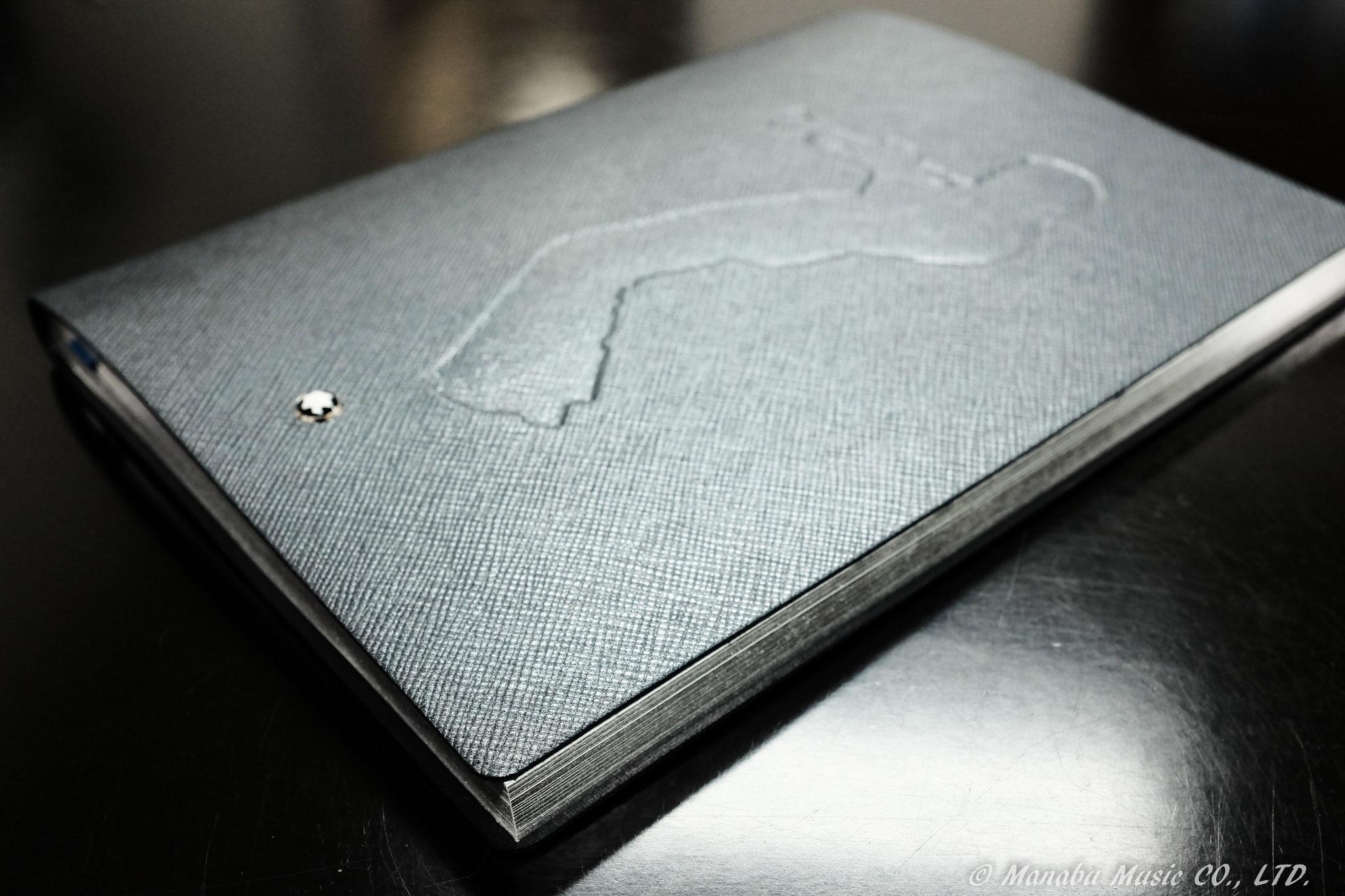 Notebook  「グレートキャラクターズエディション マイルス・デイヴィス」シリーズの逸品  X100T
