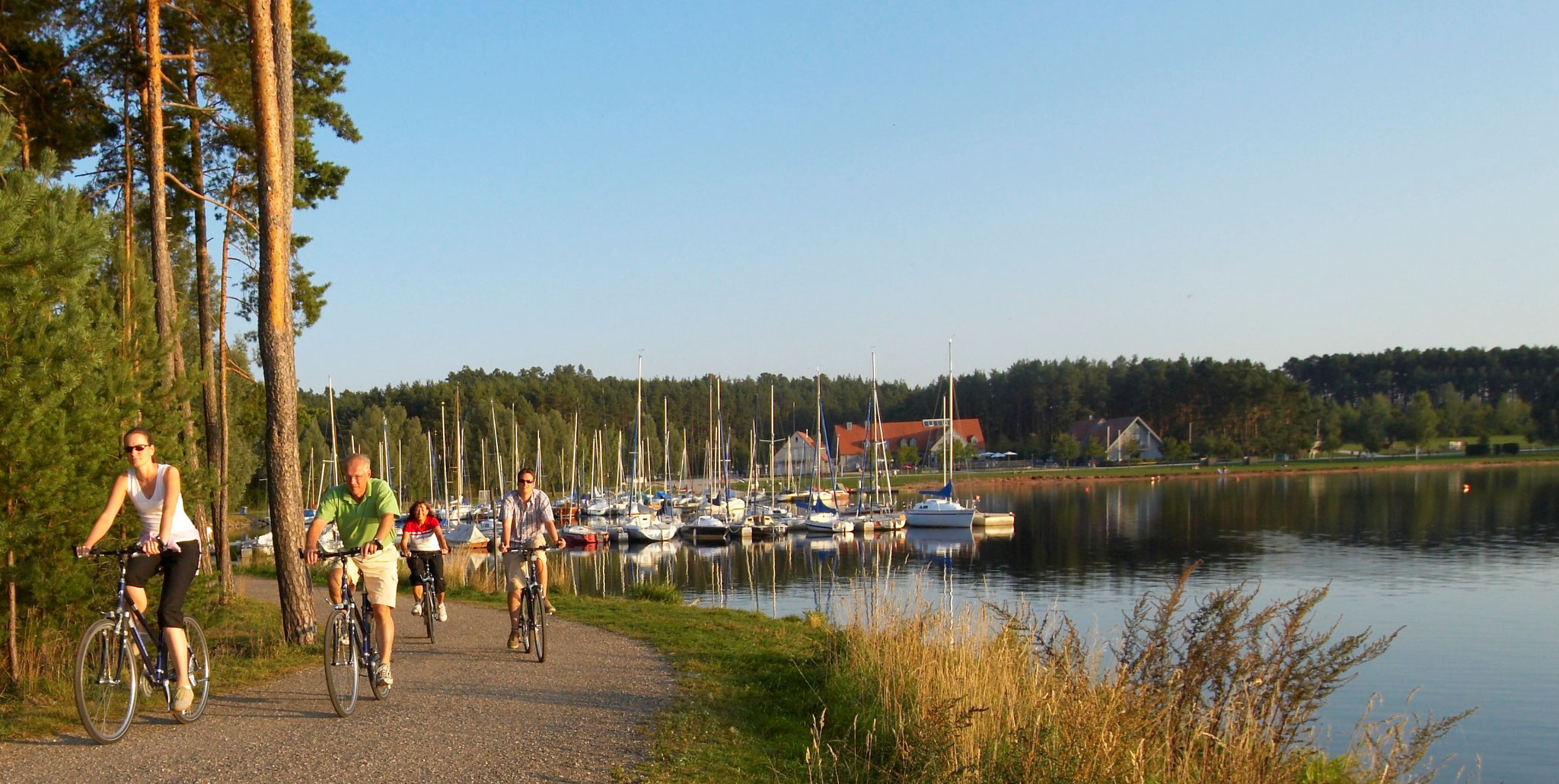 Hafen am Rothsee