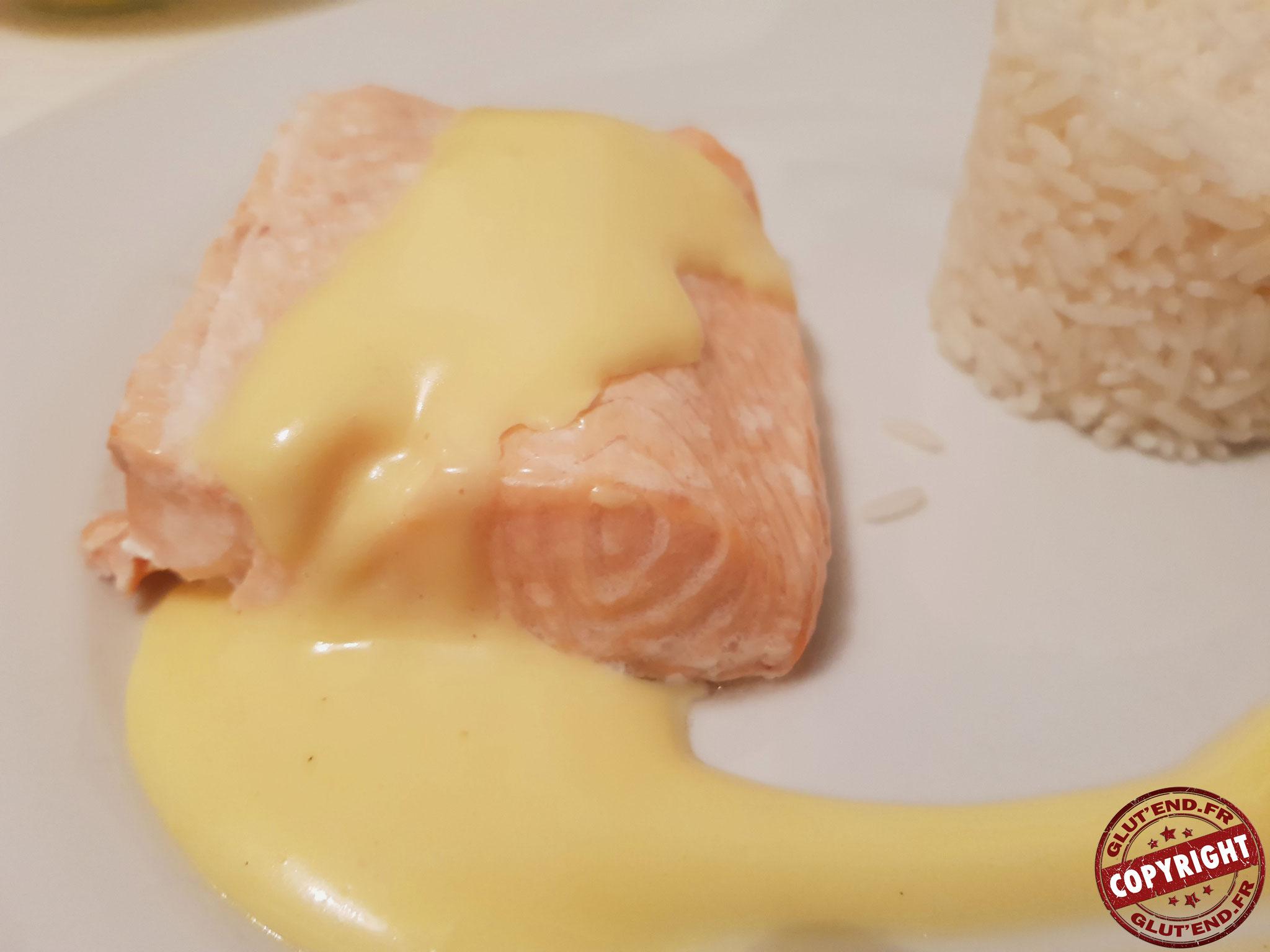 sauce hollandaise sans gluten sans lactose