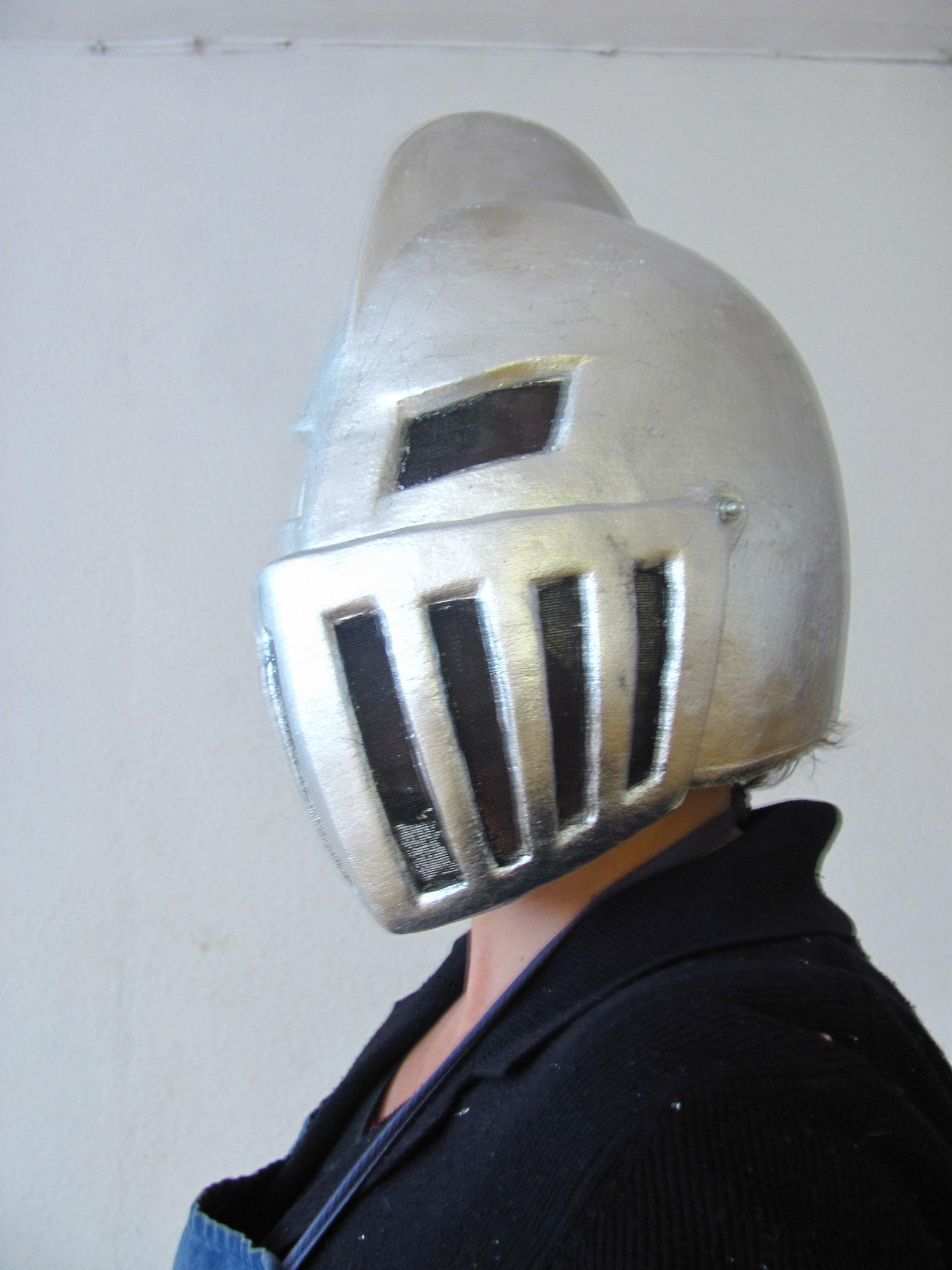 Masque pour festival BD