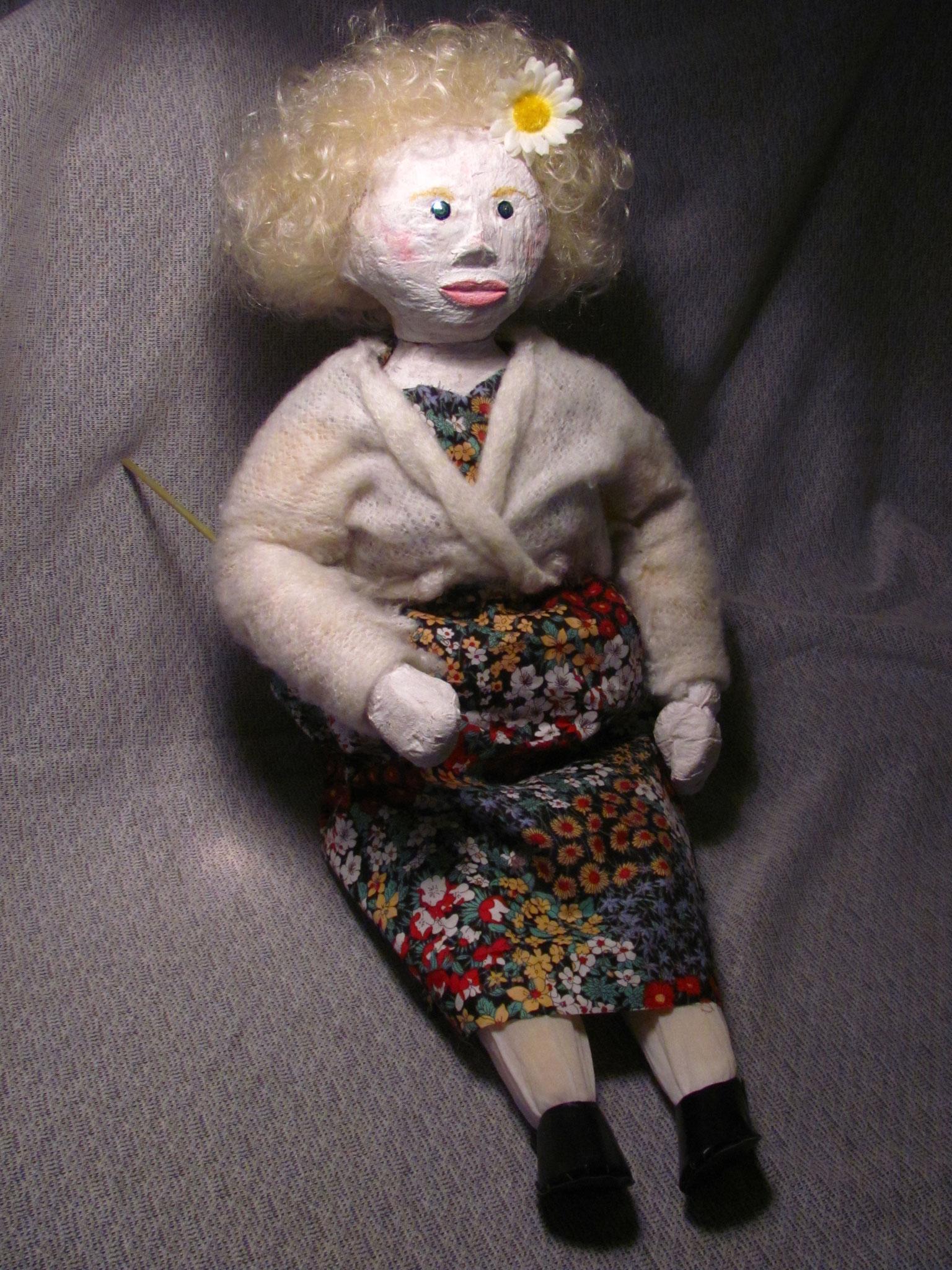 marionnette de Carole
