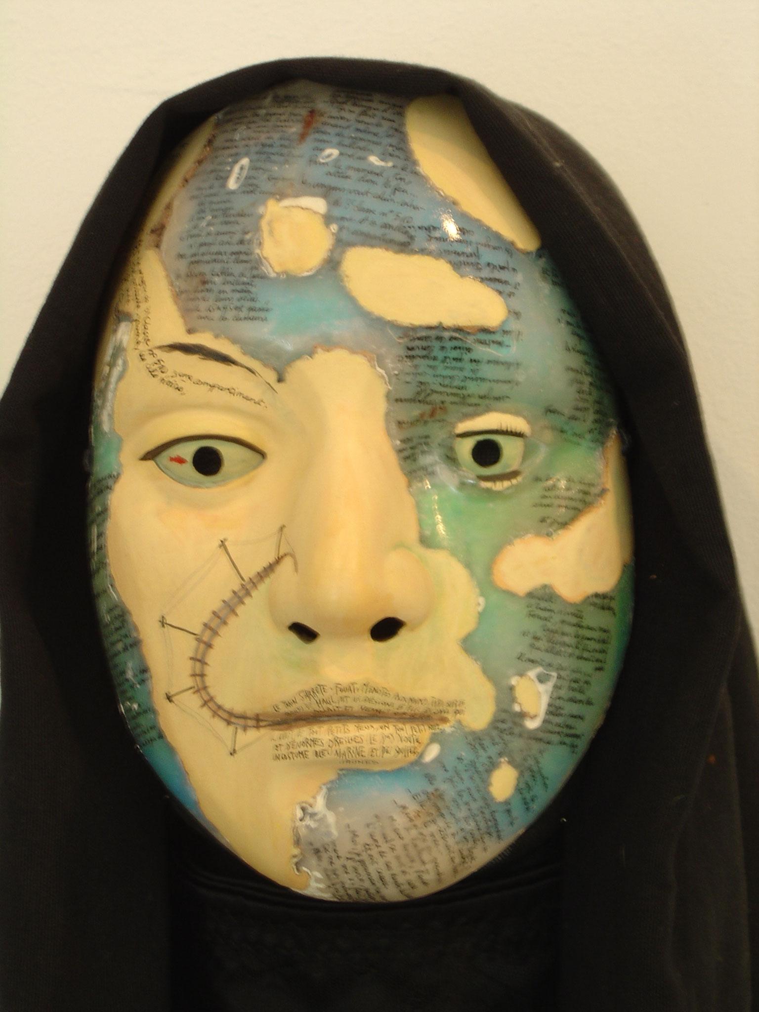 masque continent