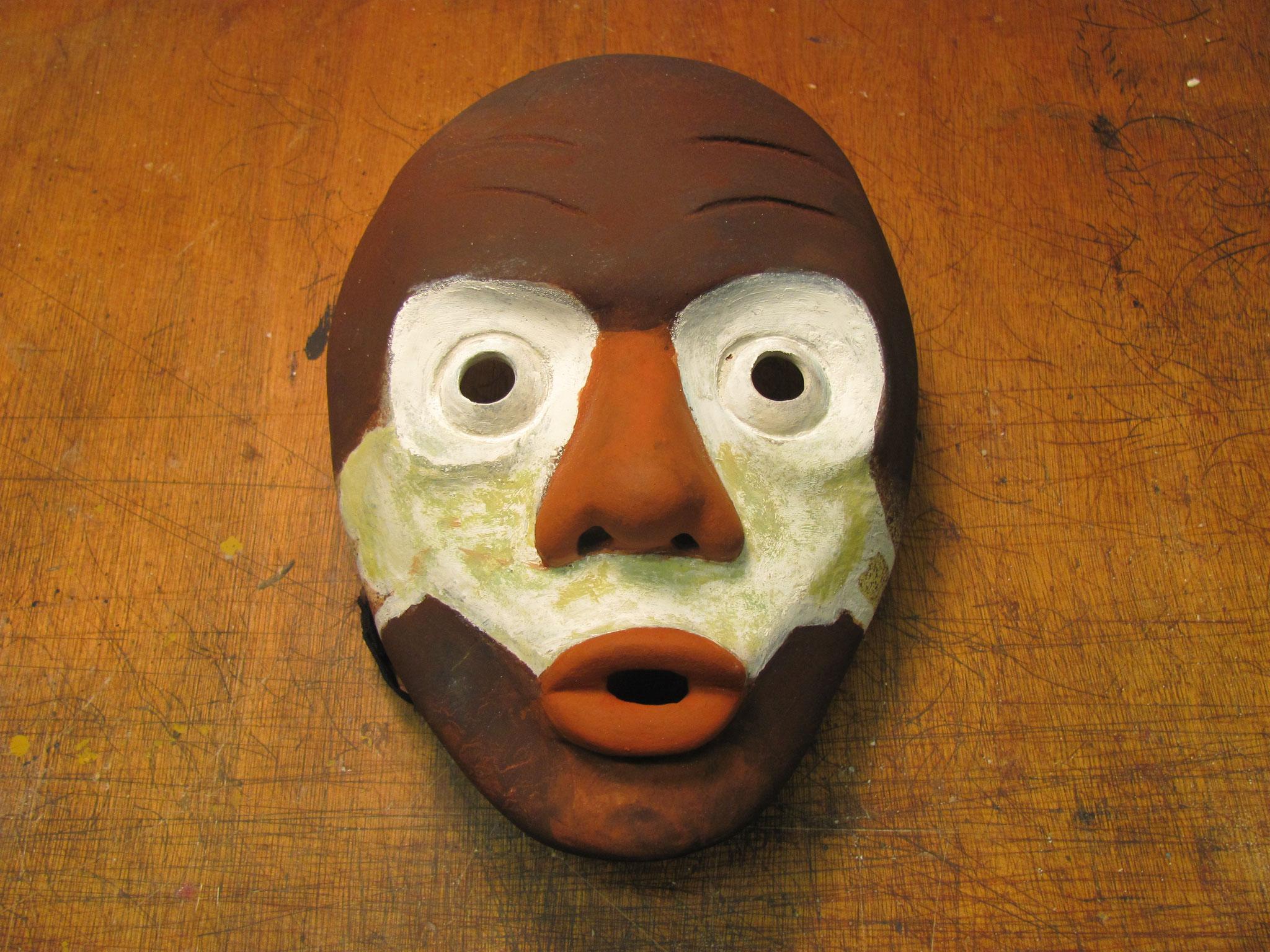 masque d'Antonio