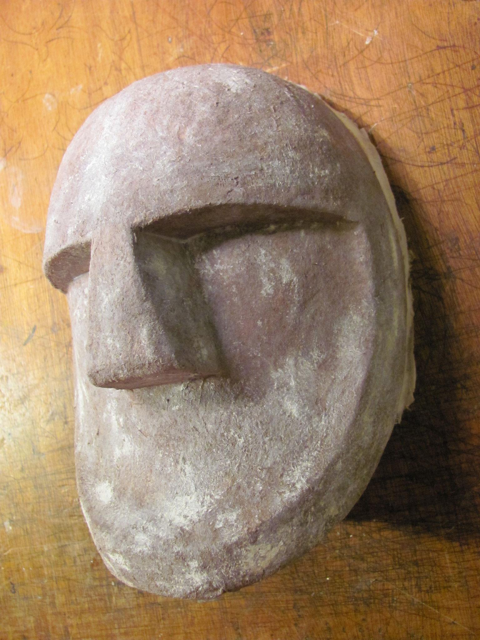 masque de Clémentine