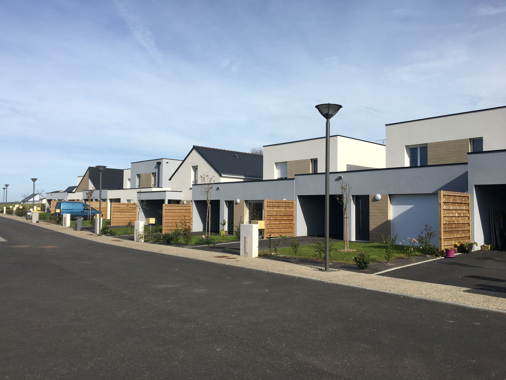 Villas Les Tamaris (COOPALIS) 16 logements en accession sociale