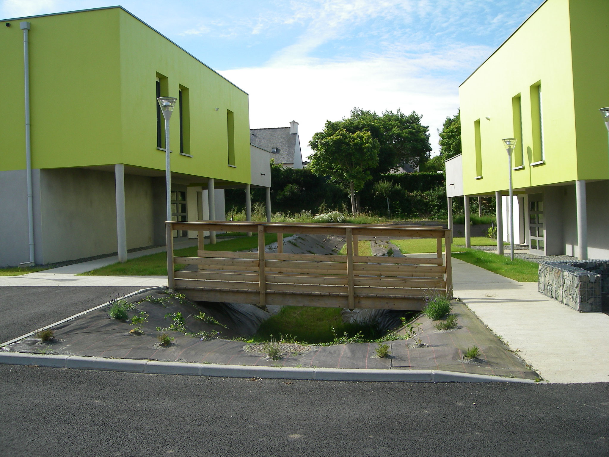 Collectif de 20 logements (SA LA RANCE)