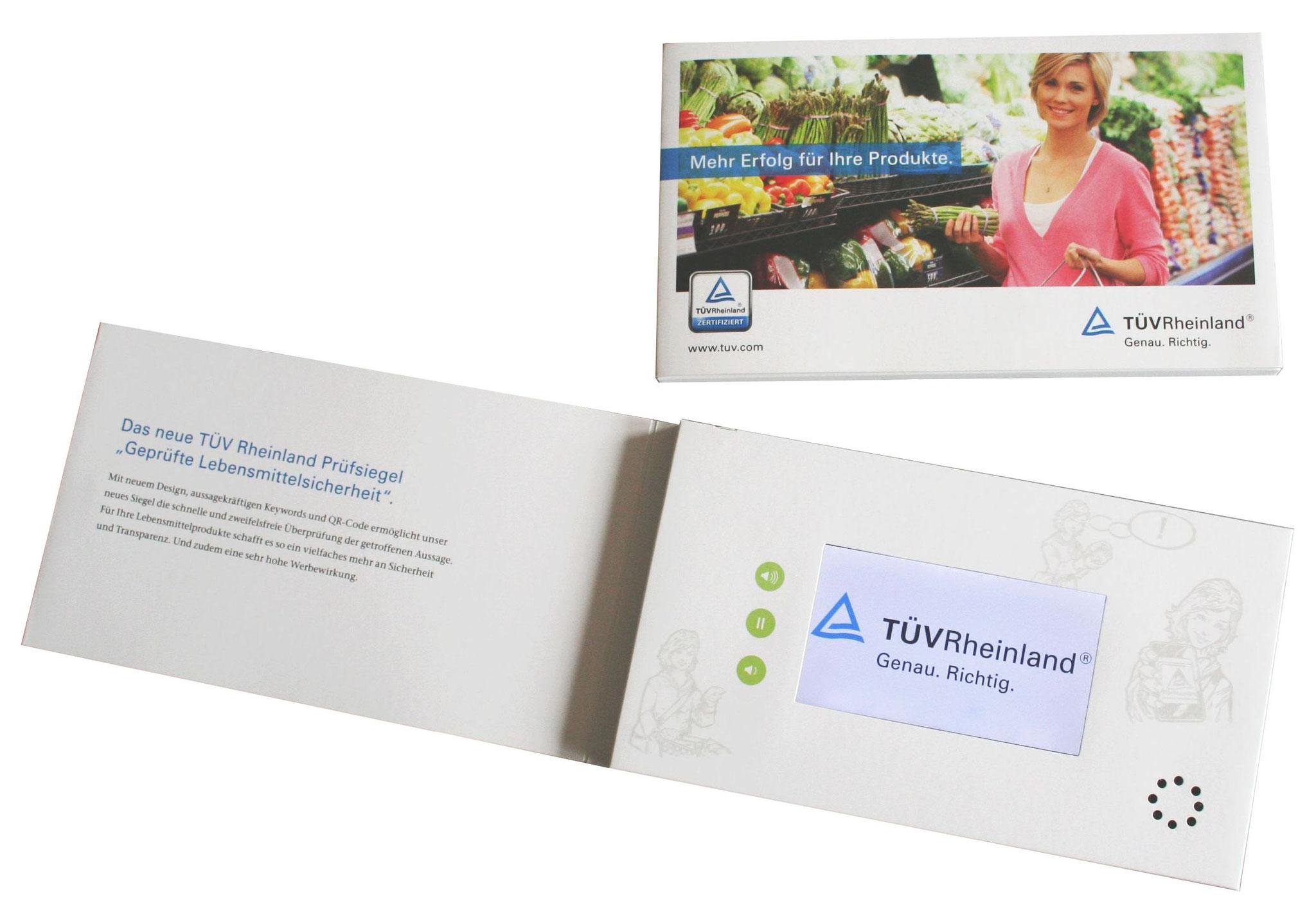 Videocard TÜV Rheinland