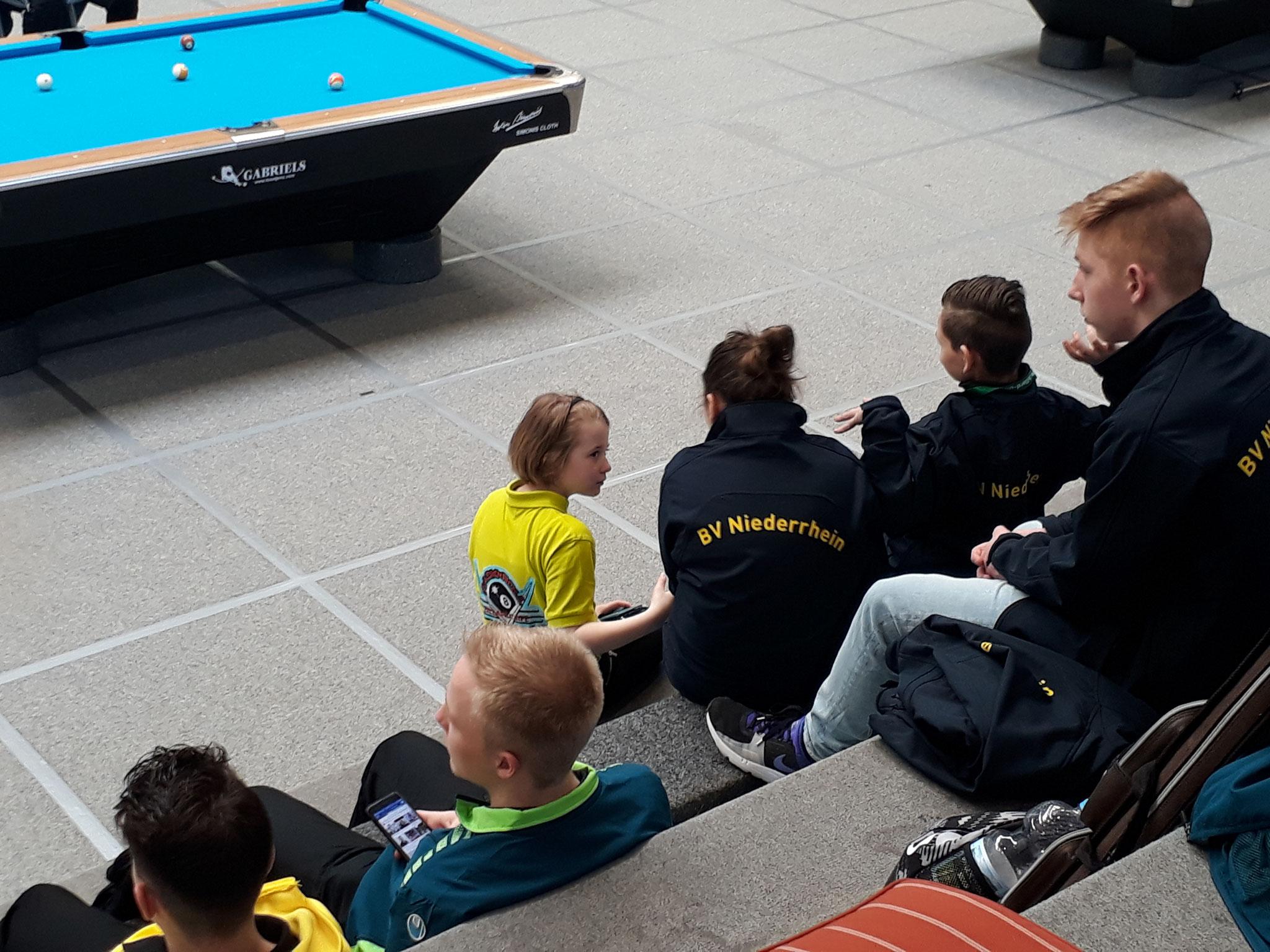 Verbandsübergreifende Freundschaften - Foto: Bergische Pool Union