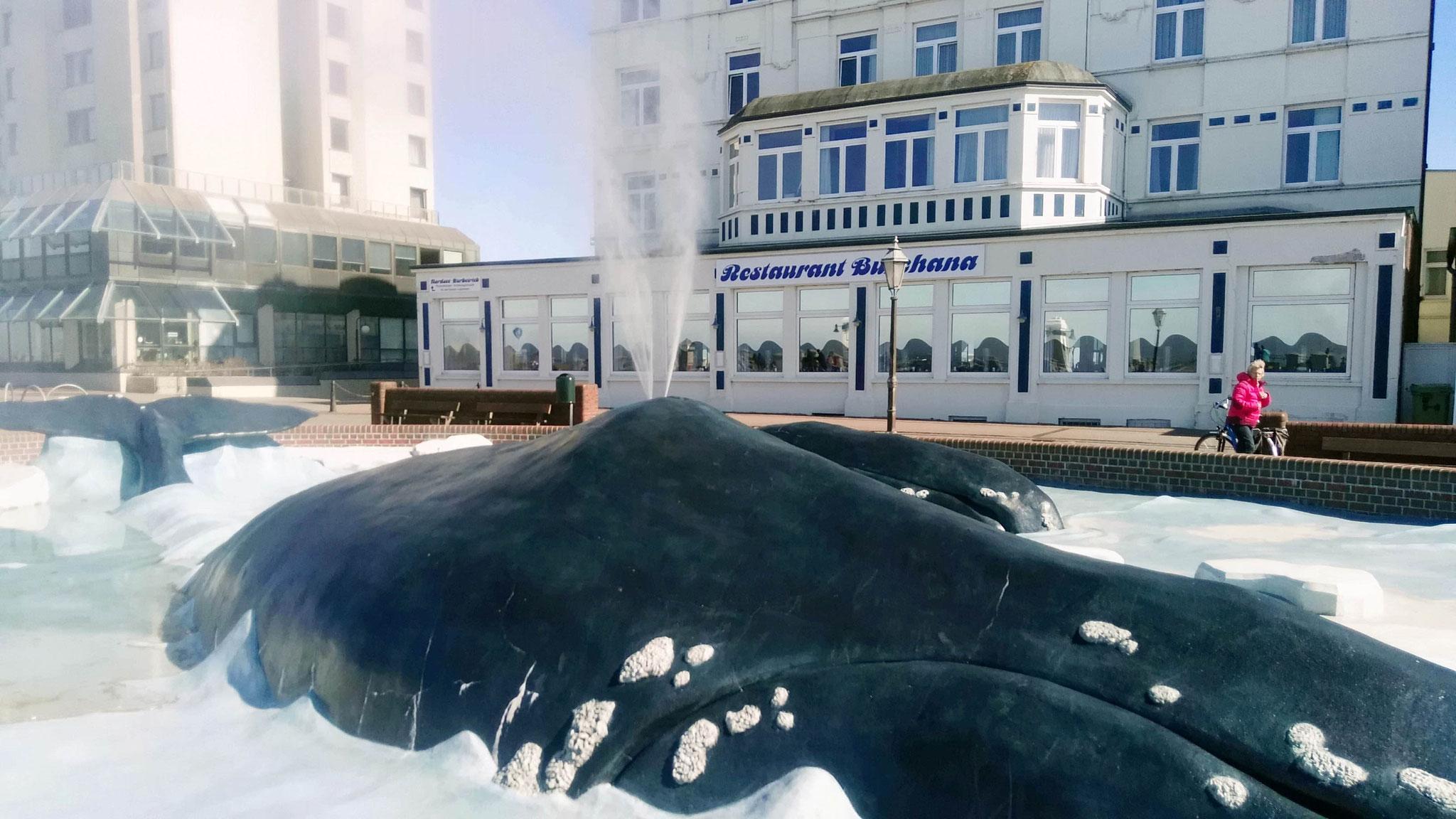 Walfischbrunnen