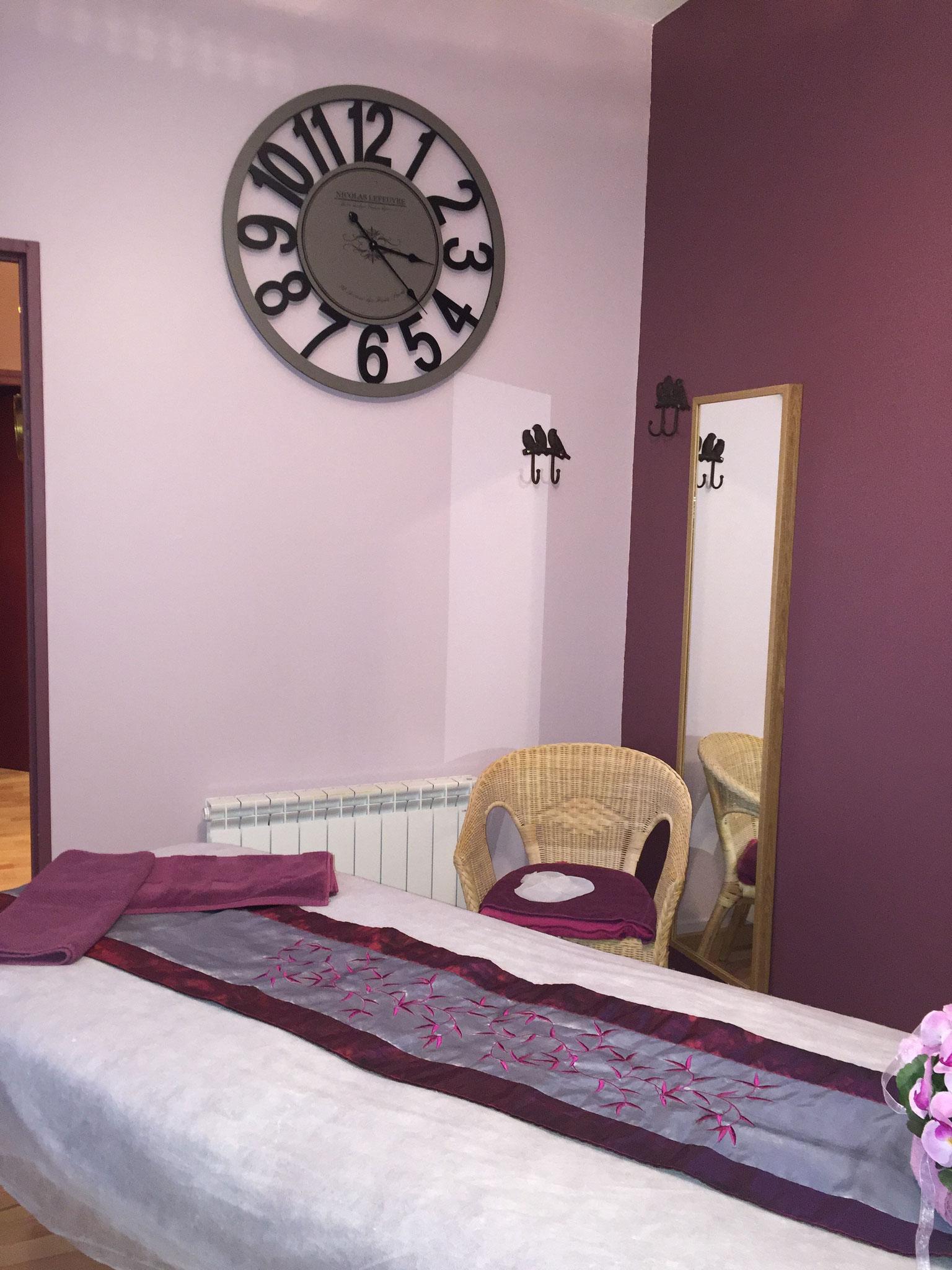 La salle de Massage (autre vue)