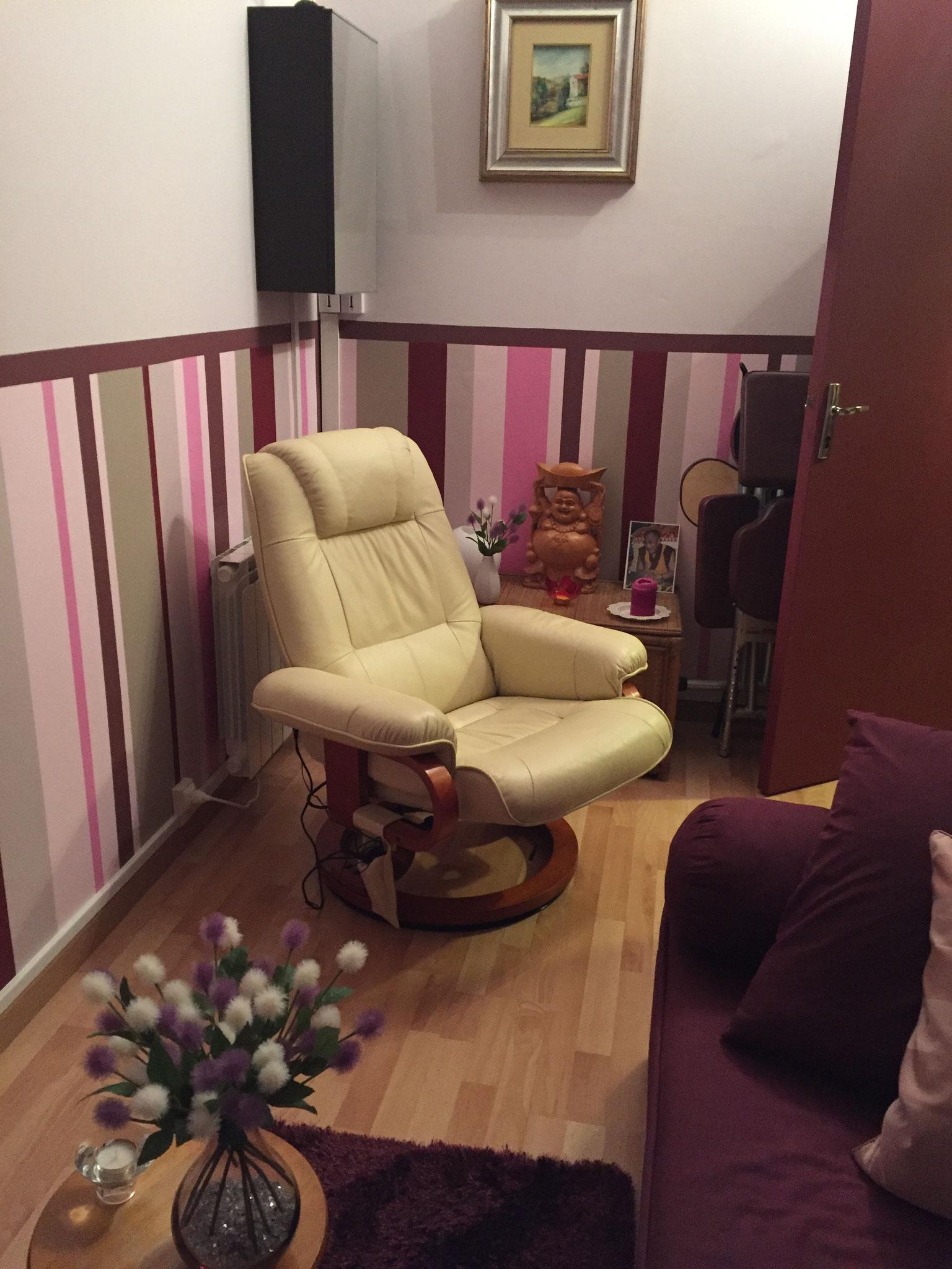La salle de Relaxation (autre vue)