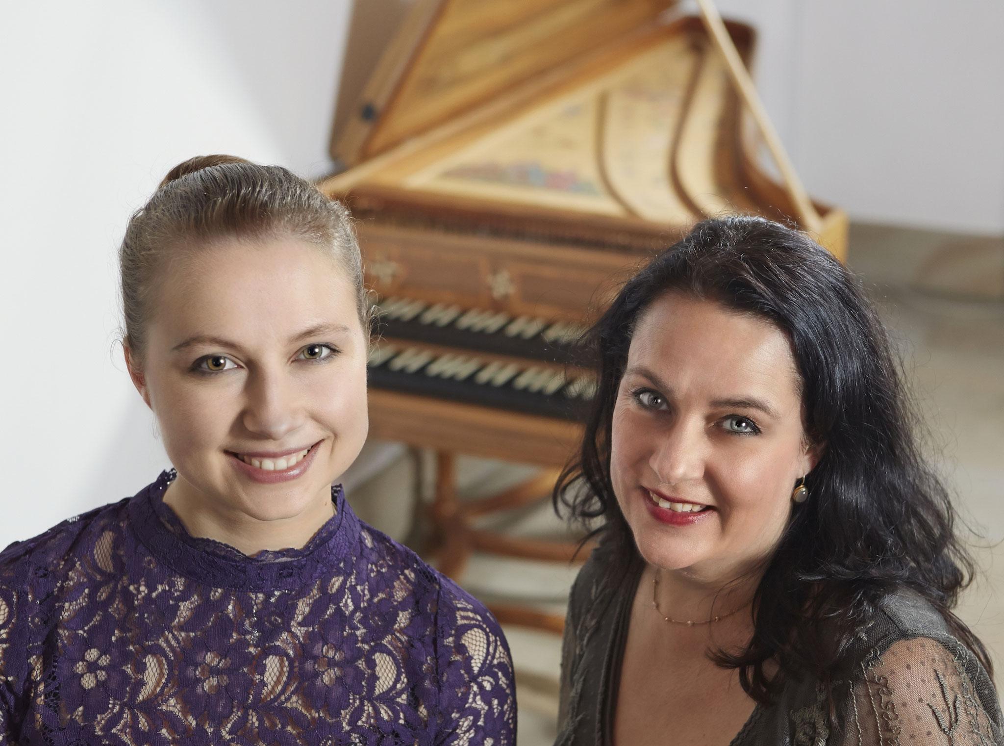 Olga Minkina (Klavier, Cembalo, Orgel)