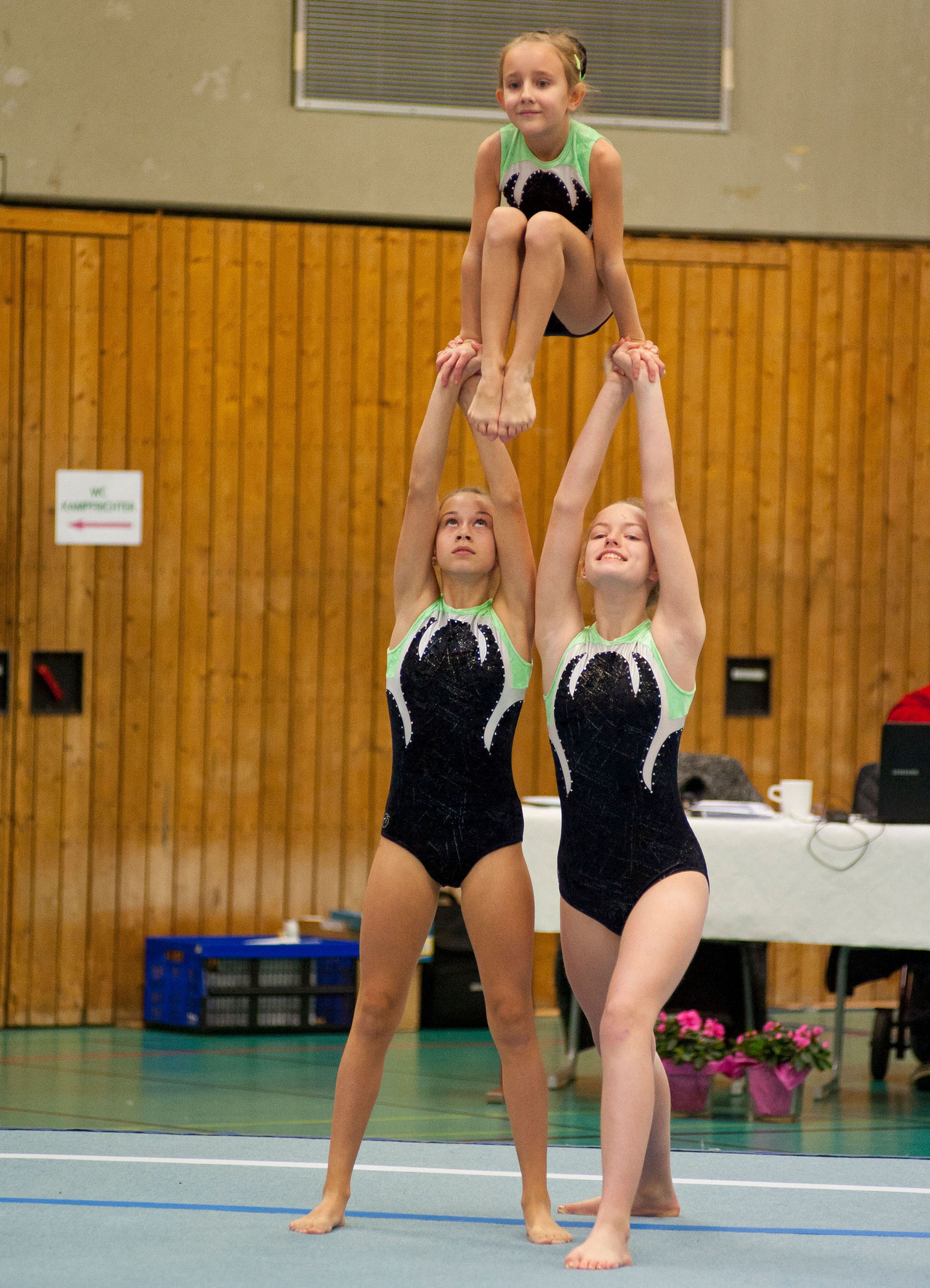 Emma, Luna, Emilie - (c) Tanja Liedert