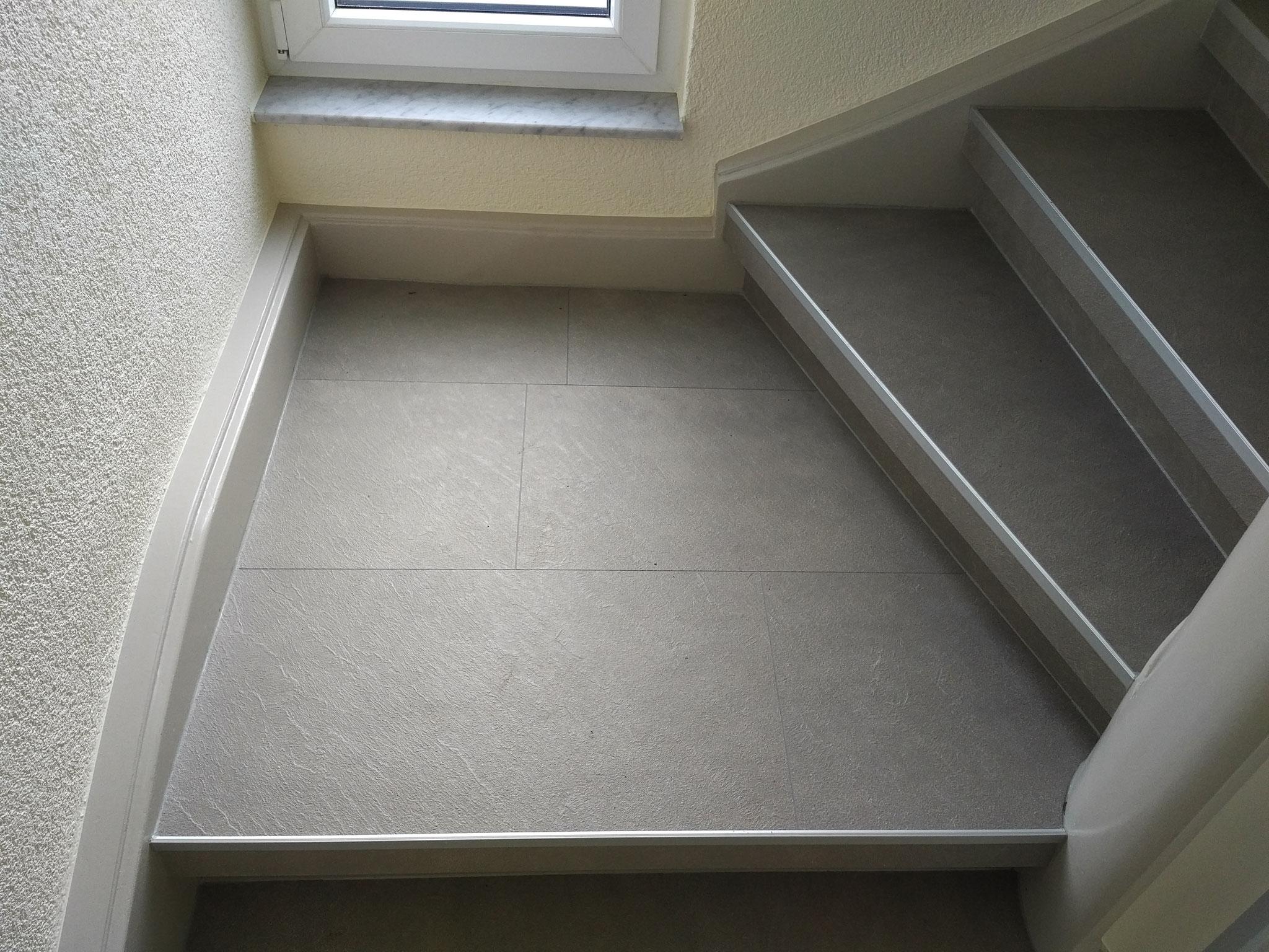 Super Treppenrenovierung - Professionell renovieren mit System KL36