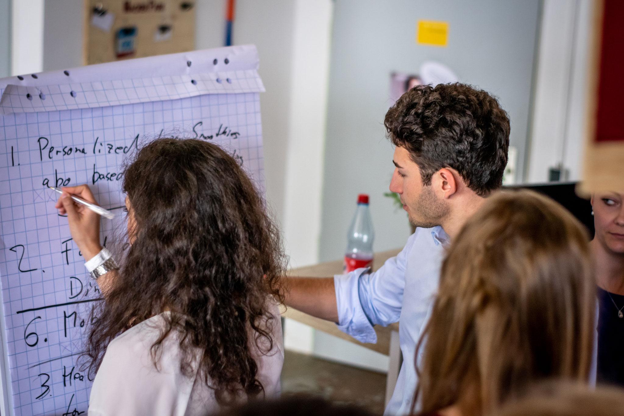 Welche Startup-Idee hat das meiste Potenzial?