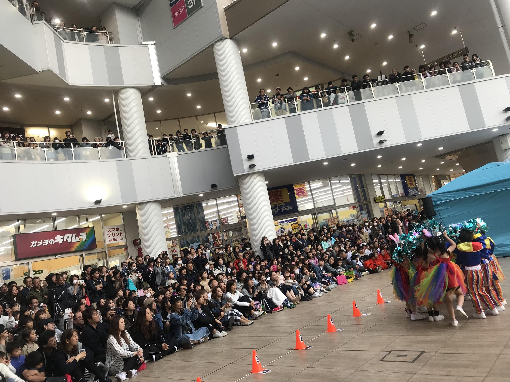 2018.4.29 BONNY BiVi  無料観覧イベント Vol.2
