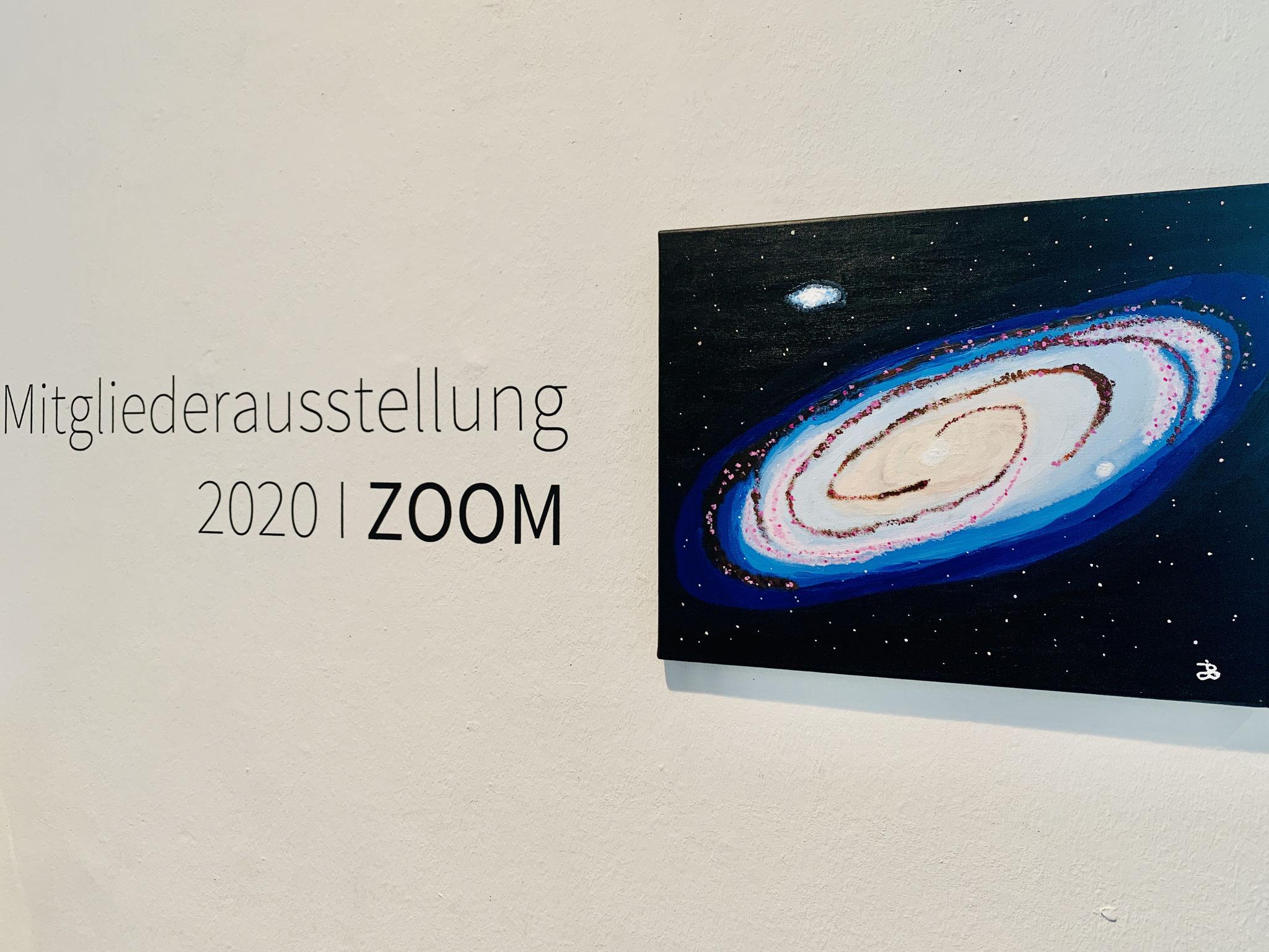 Jonathan Braun (Augustinerschule, 6. Klasse), Andromeda Galaxie