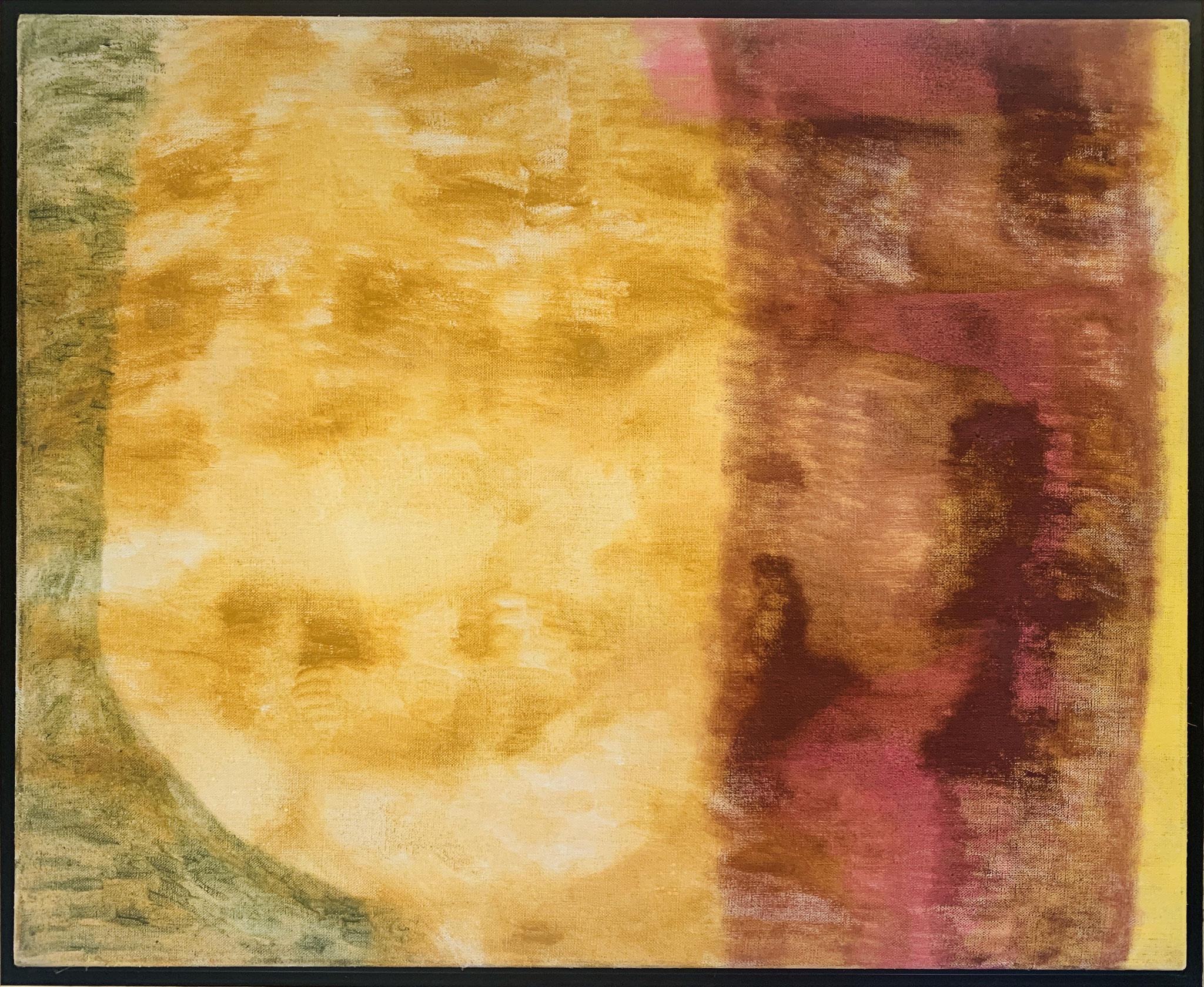 54. Marcel Pfeffer, Eve, Öl auf Leinen, 2020, Preis auf Anfrage