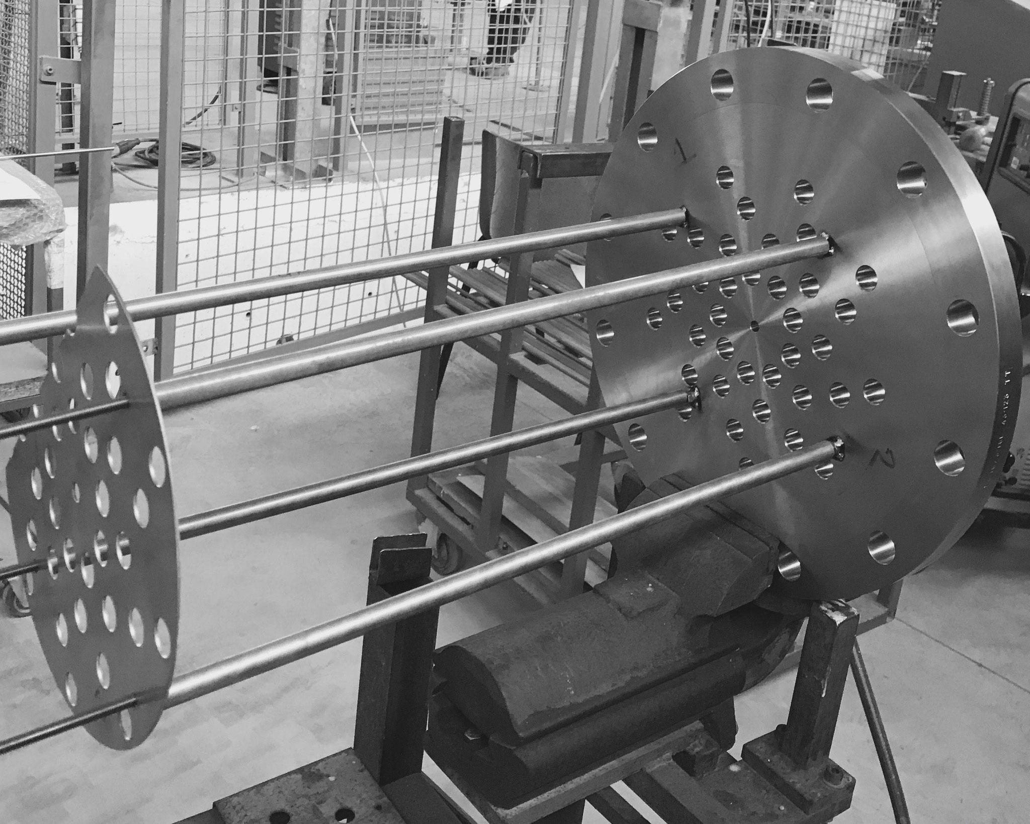 Resistenze elettriche corazzate tubolari Lorenzoni