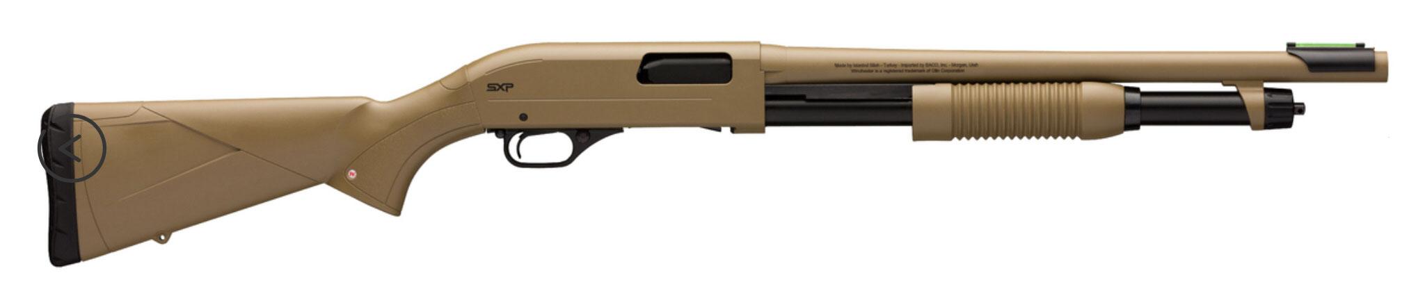 Winchester SXP Defender Desert