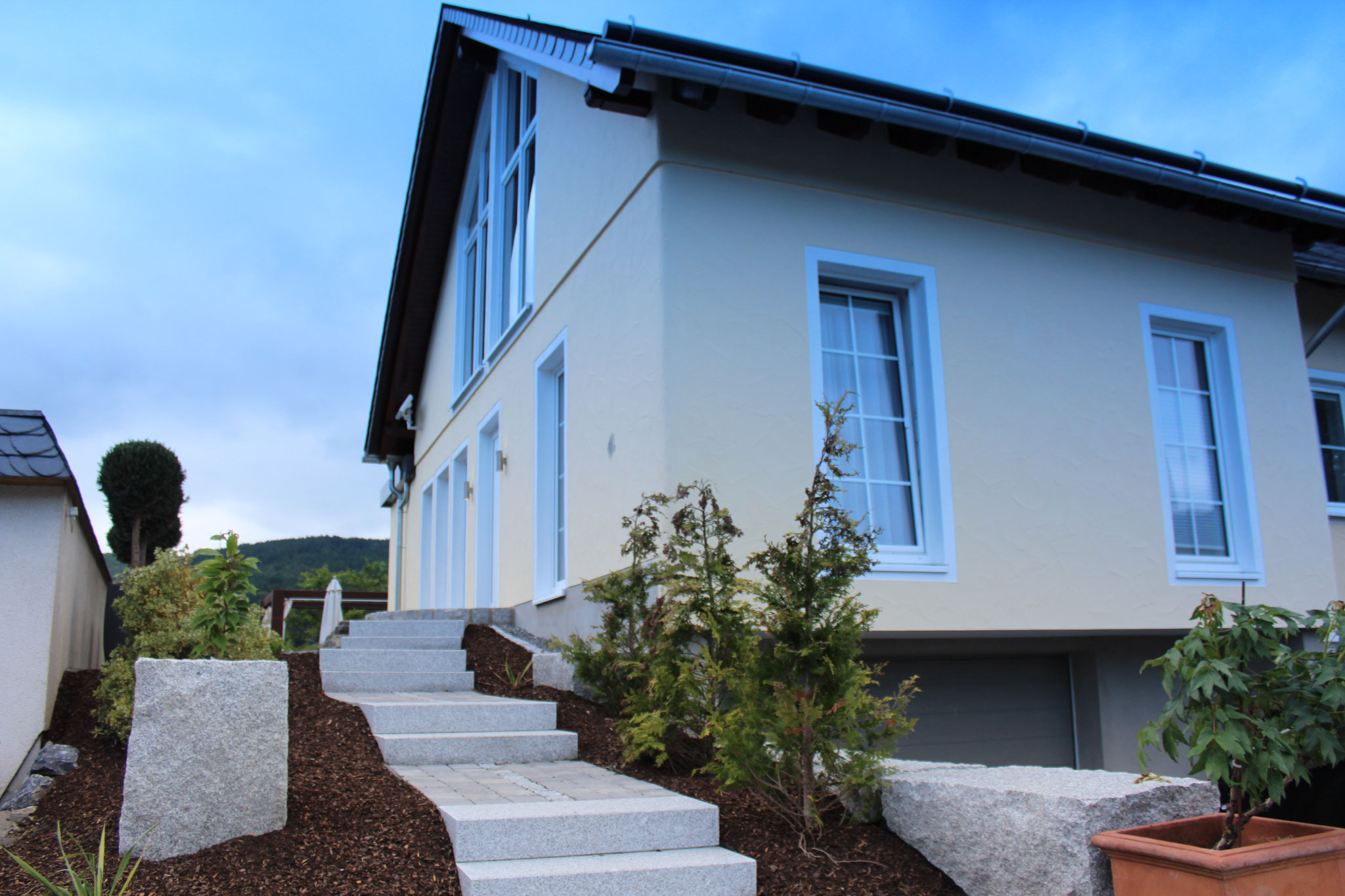 Eingang - 90 qm Wohnung