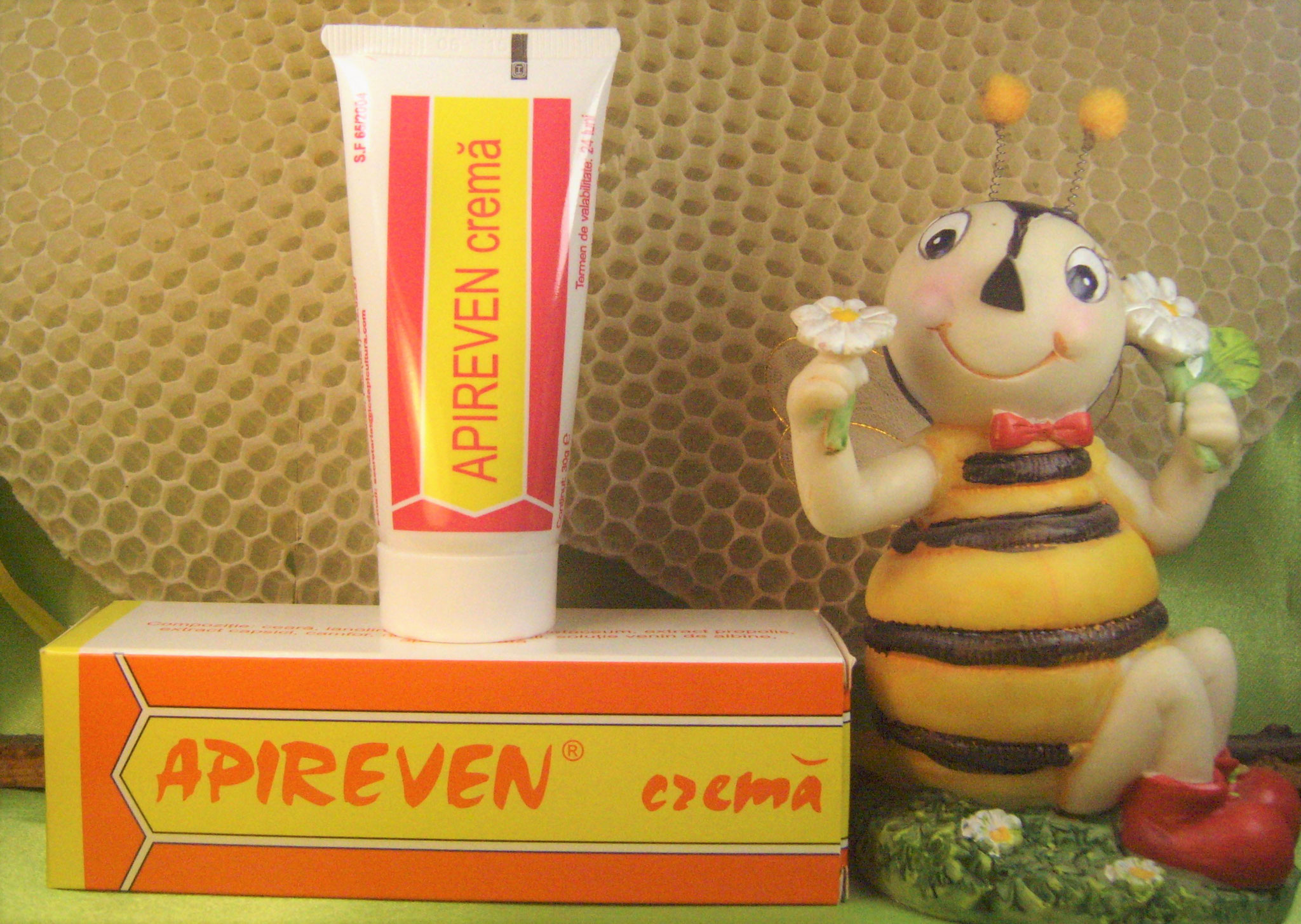 Bienengiftcreme