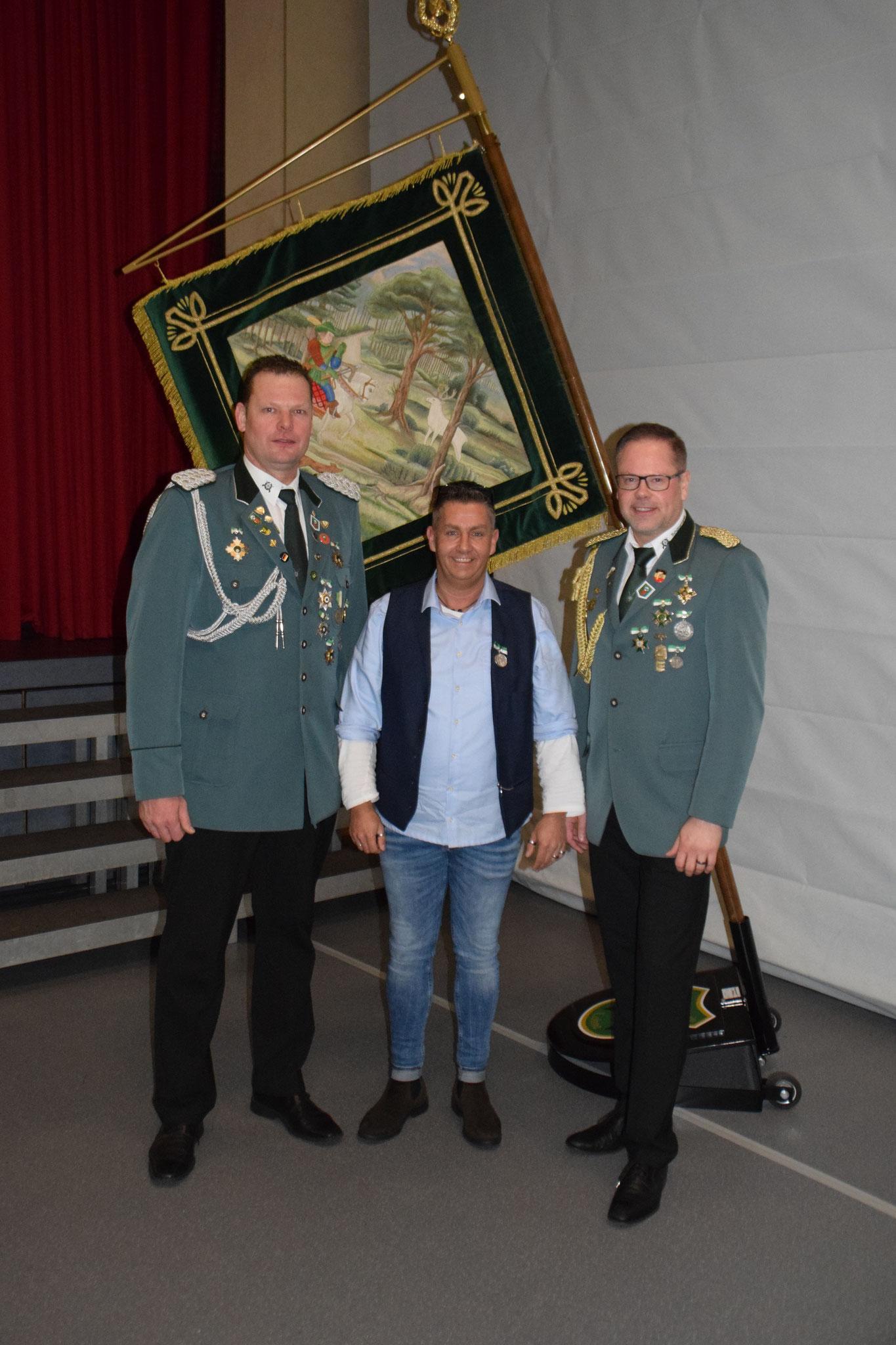 Schützenbruder des Jahres, Jens Wilming
