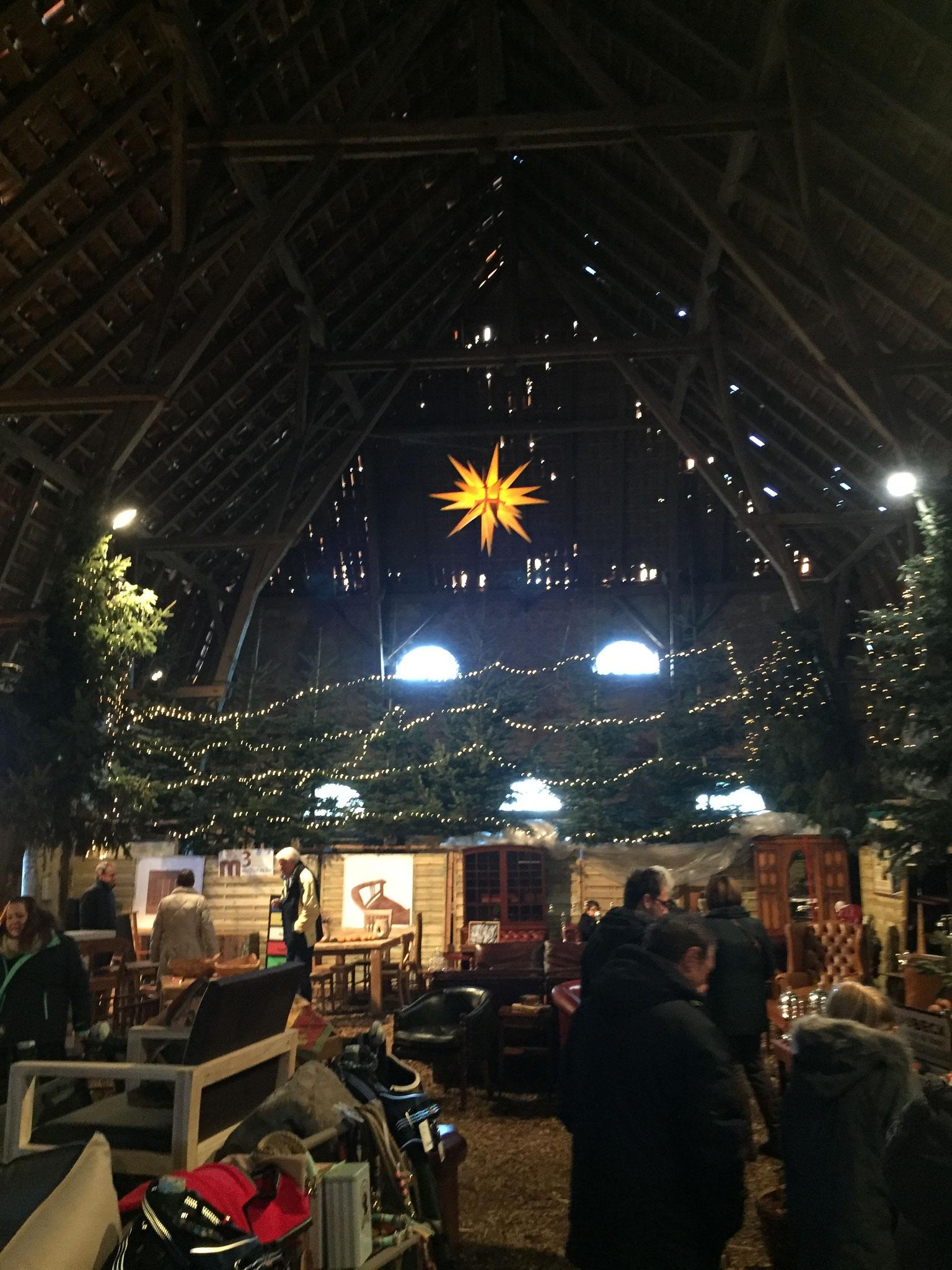 Weihnachtsmarkt 2016 - Gut Basthorst