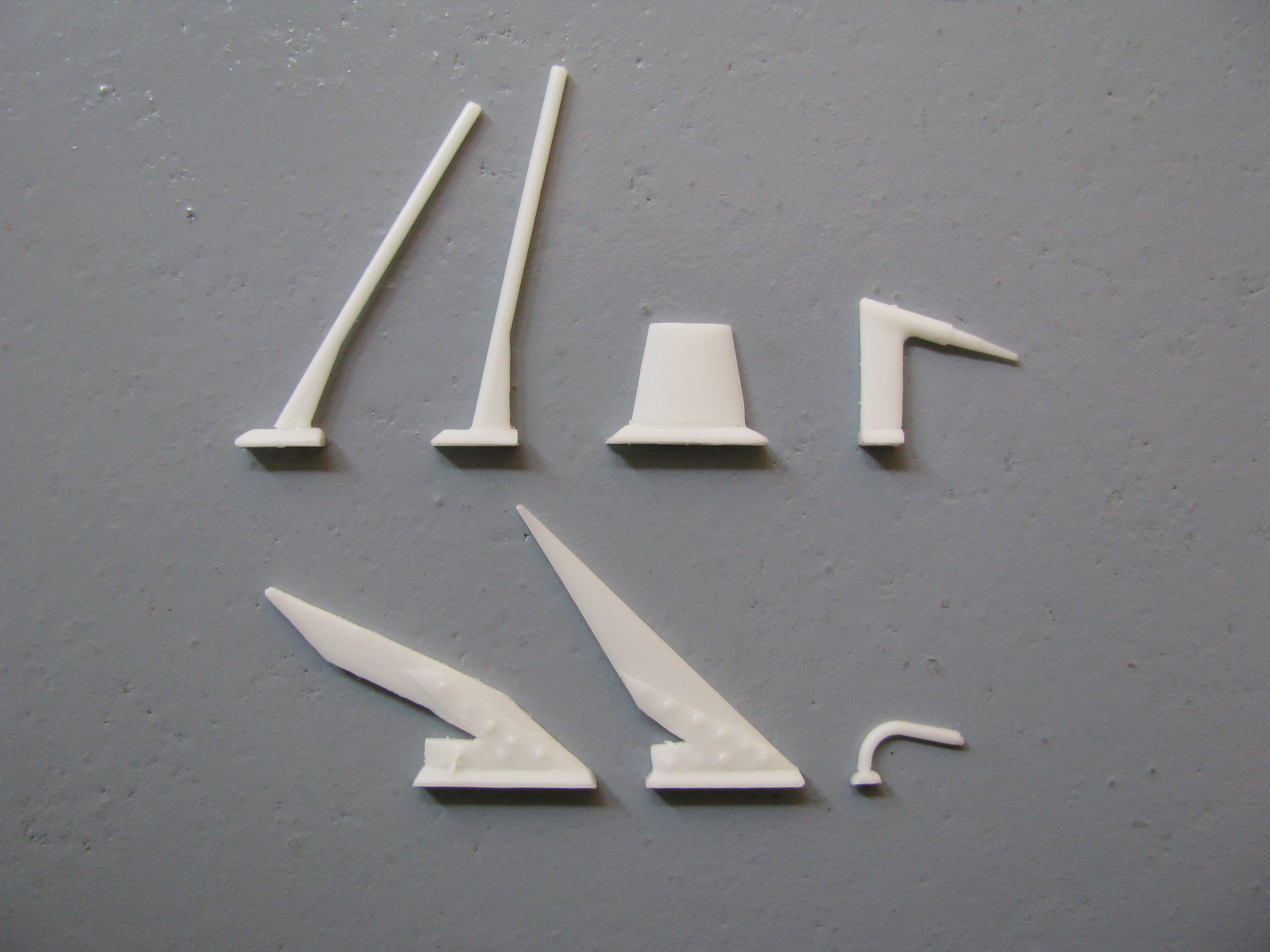 Scaleteile