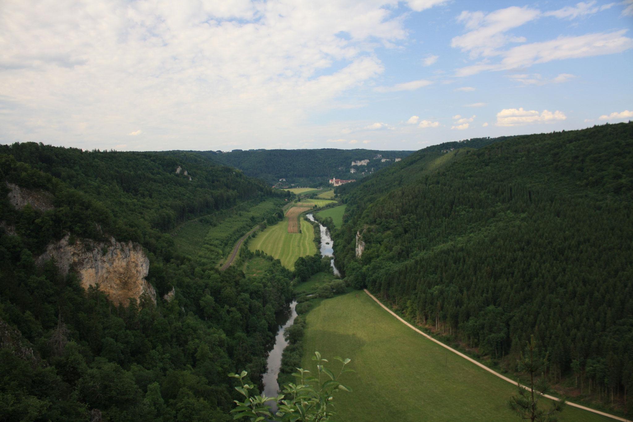 долина Дуная
