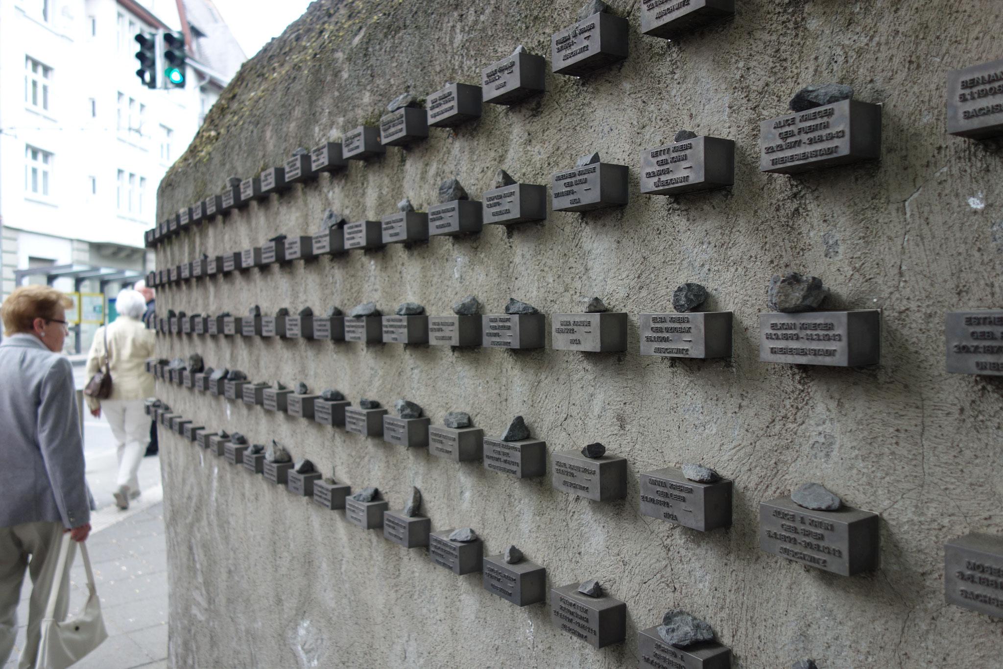 Jüdischer Friedhof Battonnstraße