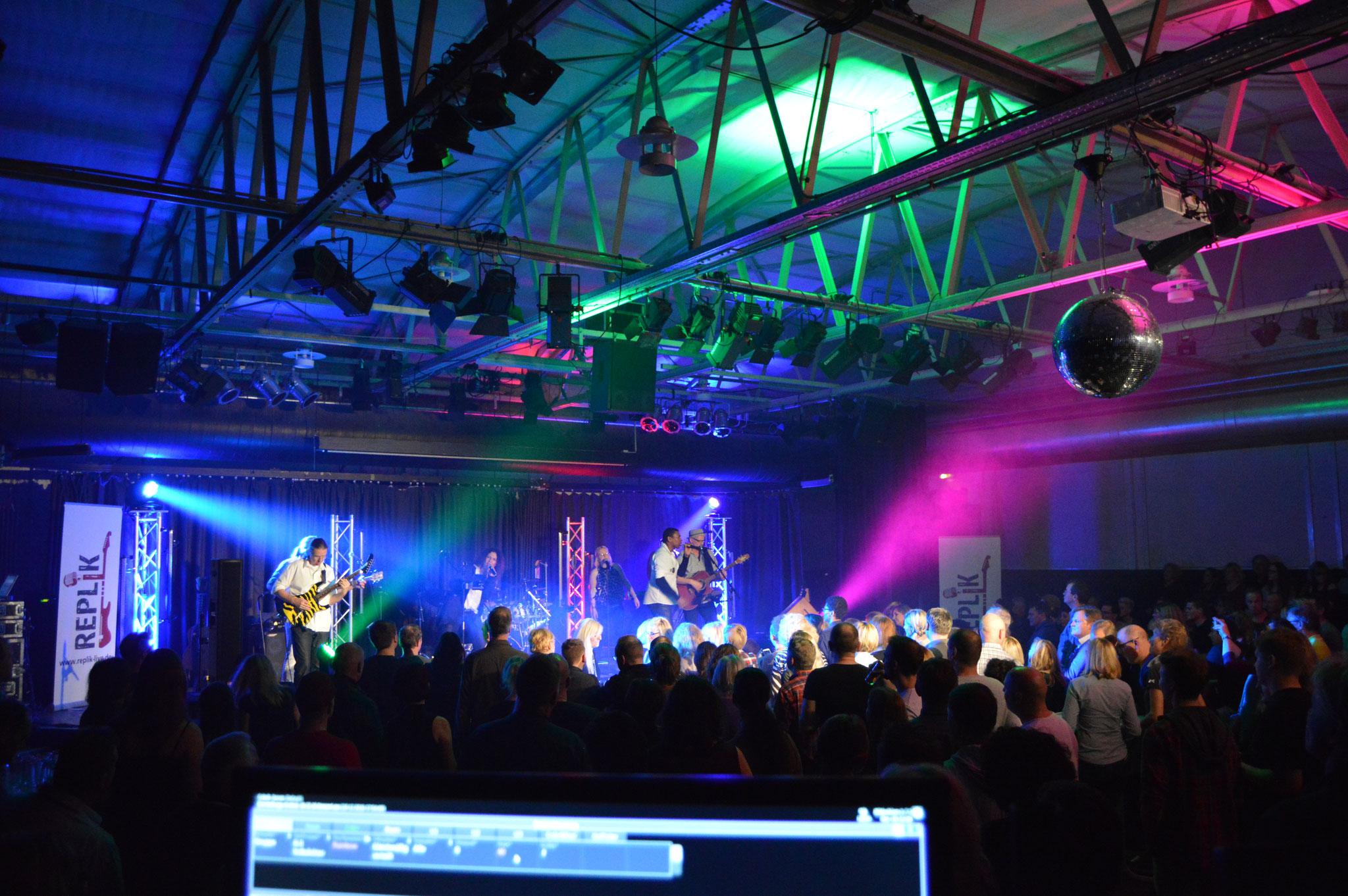 Replik Live Jahreskonzert - Lichttechnik
