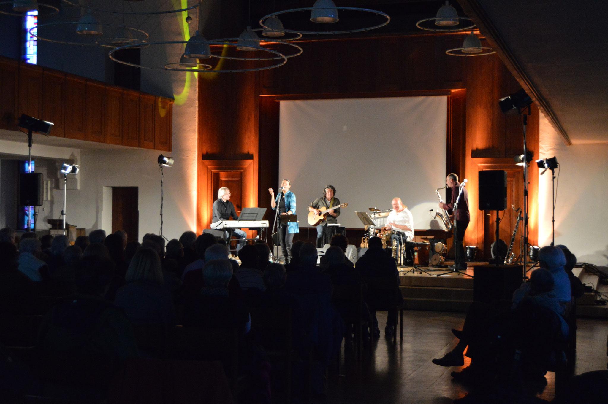 Conbrio Konzertreihe - Licht- und Tontechnik